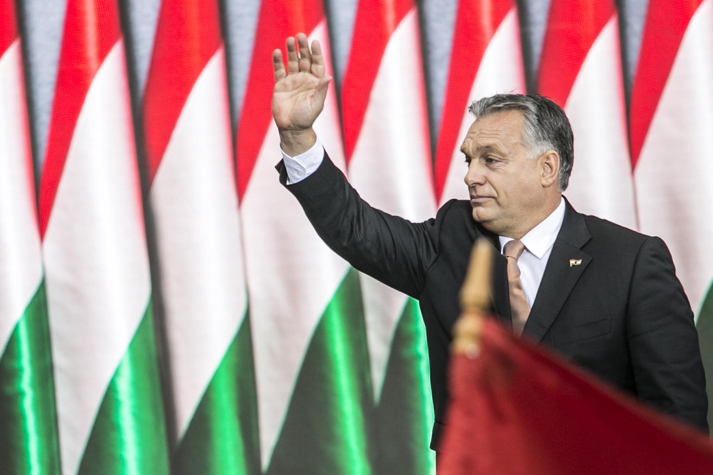 Hosszú évek után Orbán nem áll az utca nyilvánossága elé október 23-án