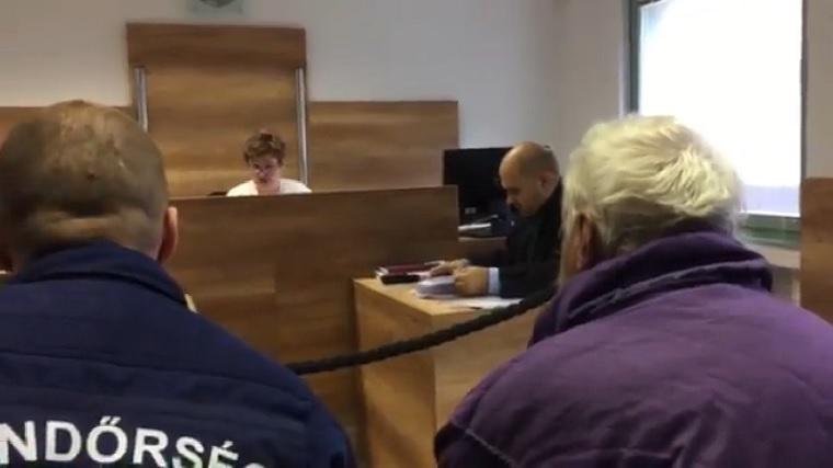 Jogerősen is felmentették a pécsi hajléktalant, aki már másodszorra került bíróság elé az új szabályozás miatt