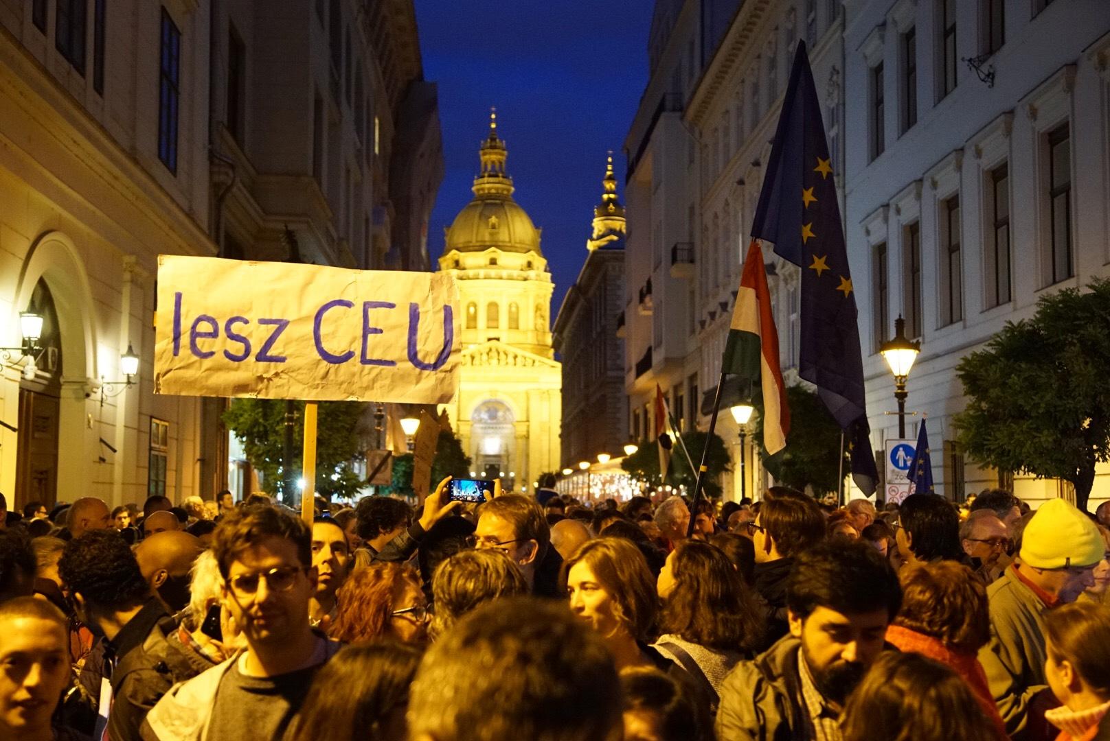 CEU-ügy: az Egyesült Államok csalódott