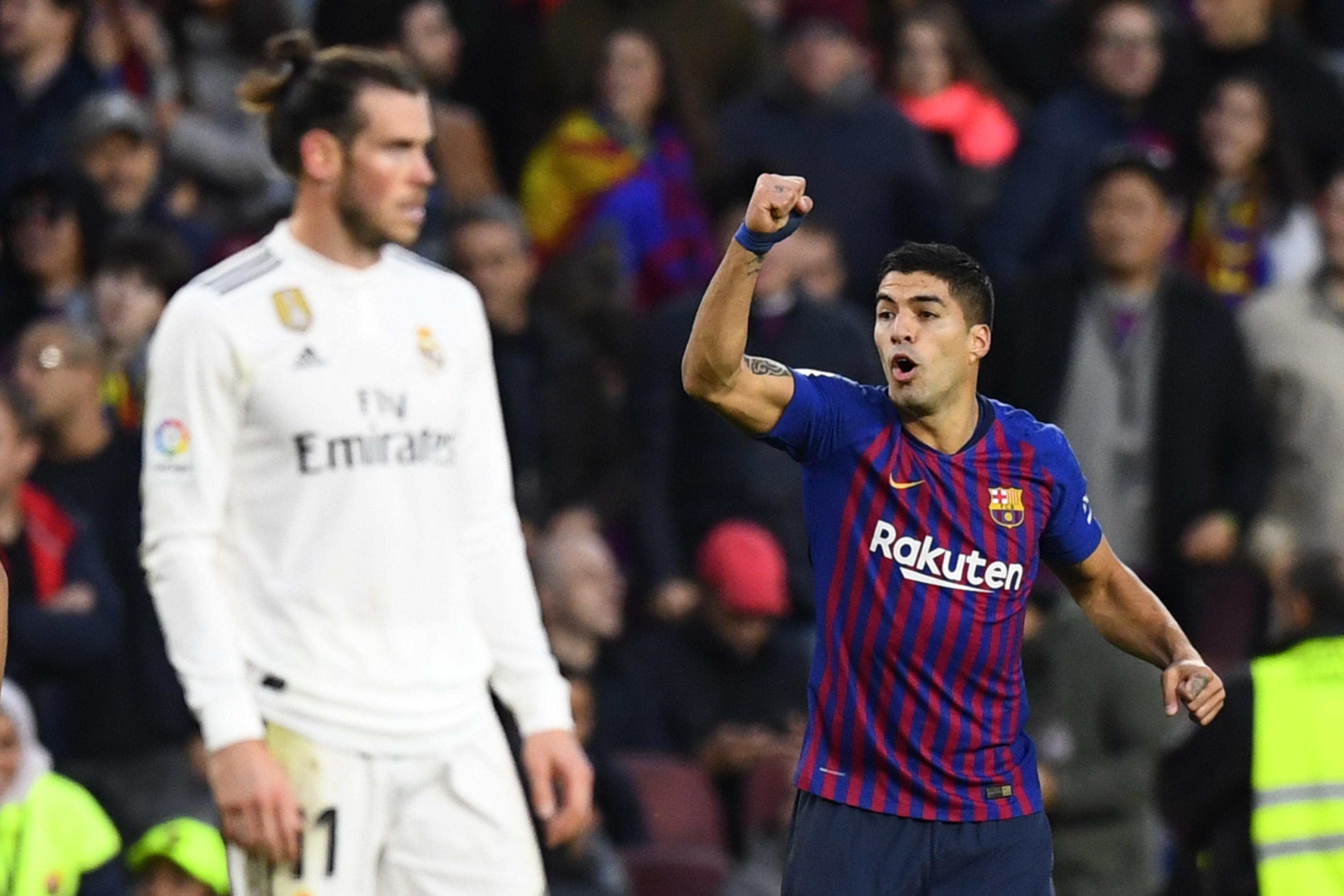 A Barcelona 5-1-re verte a Realt