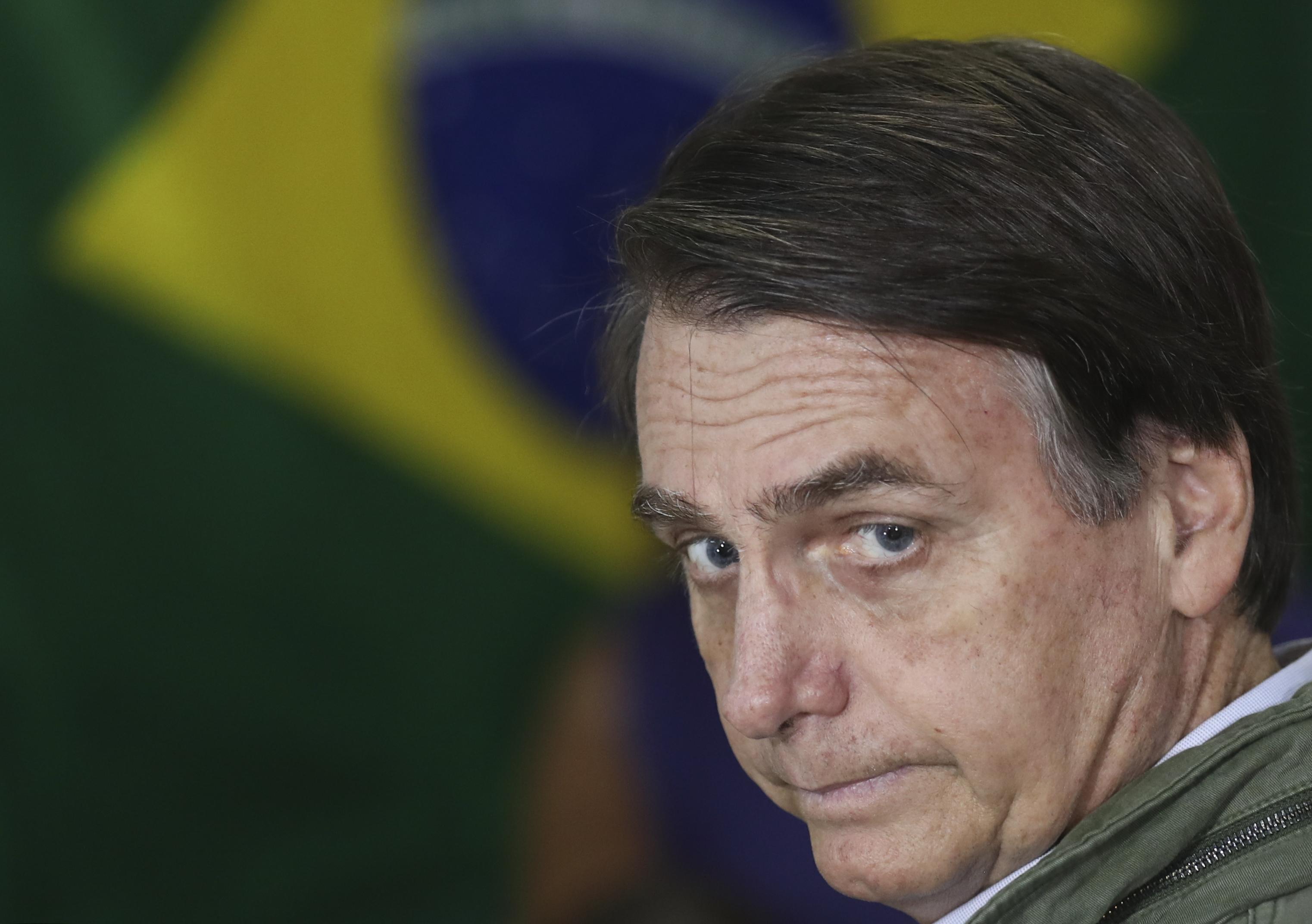 Pár órával a hivatalba lépése után Bolsonaro már neki is ment az őserdőknek