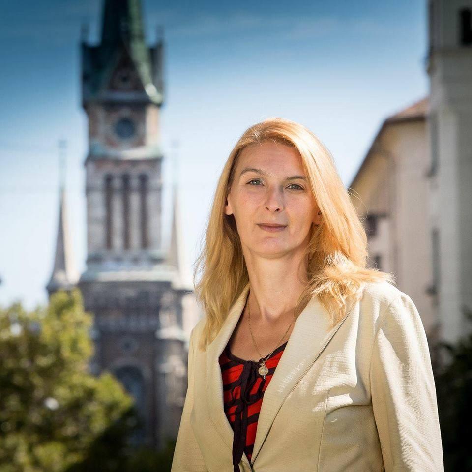 Elindul a ferencvárosi polgármester-választáson Baranyi Krisztina