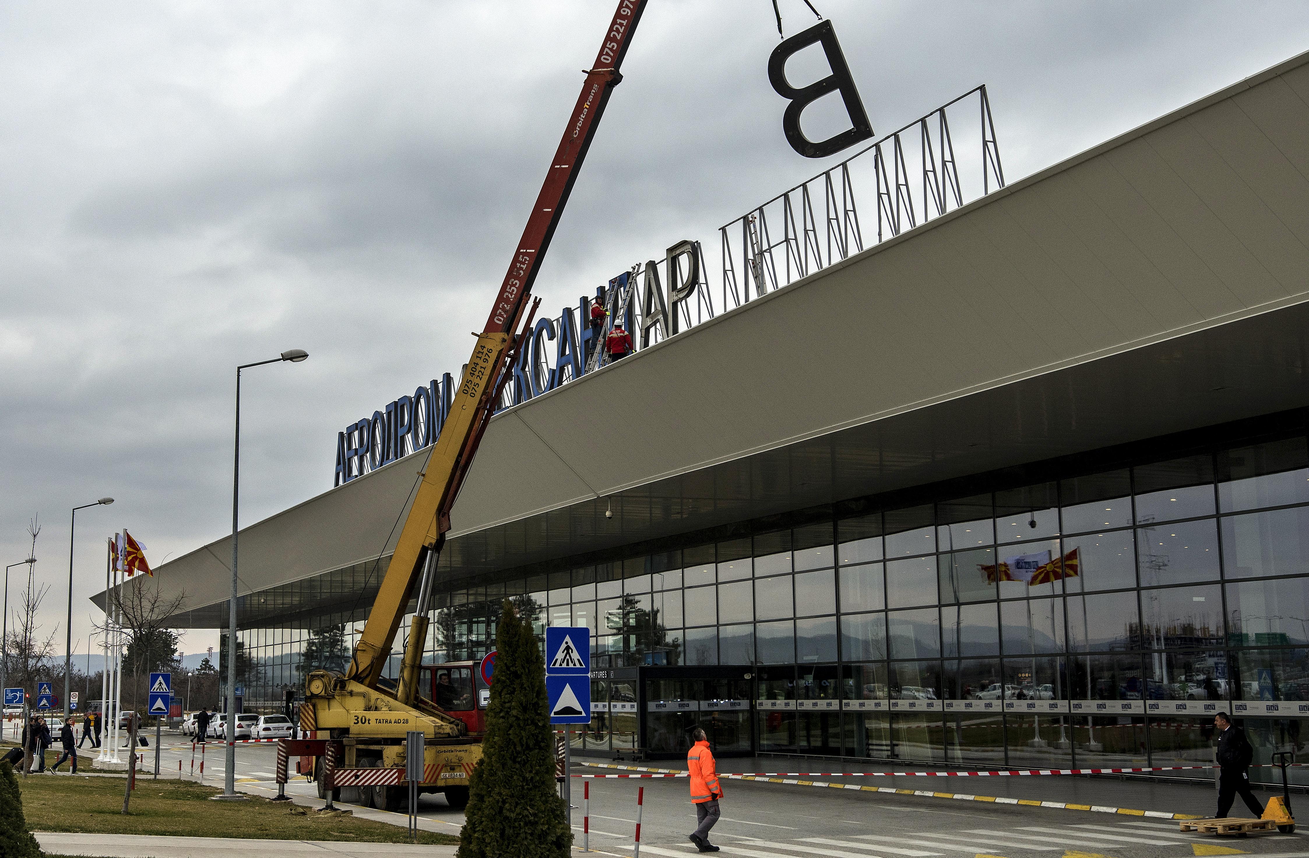 Tíz év után van újra légi összeköttetés Szkopje és Athén között