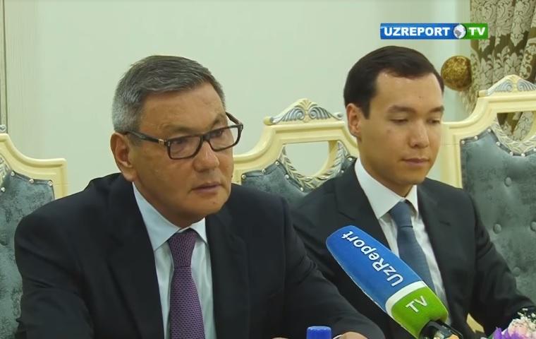 Az USA szerint Üzbegisztán egyik legnagyobb bűnözője a Nemzetközi Ökölvívó Szövetség új vezetője