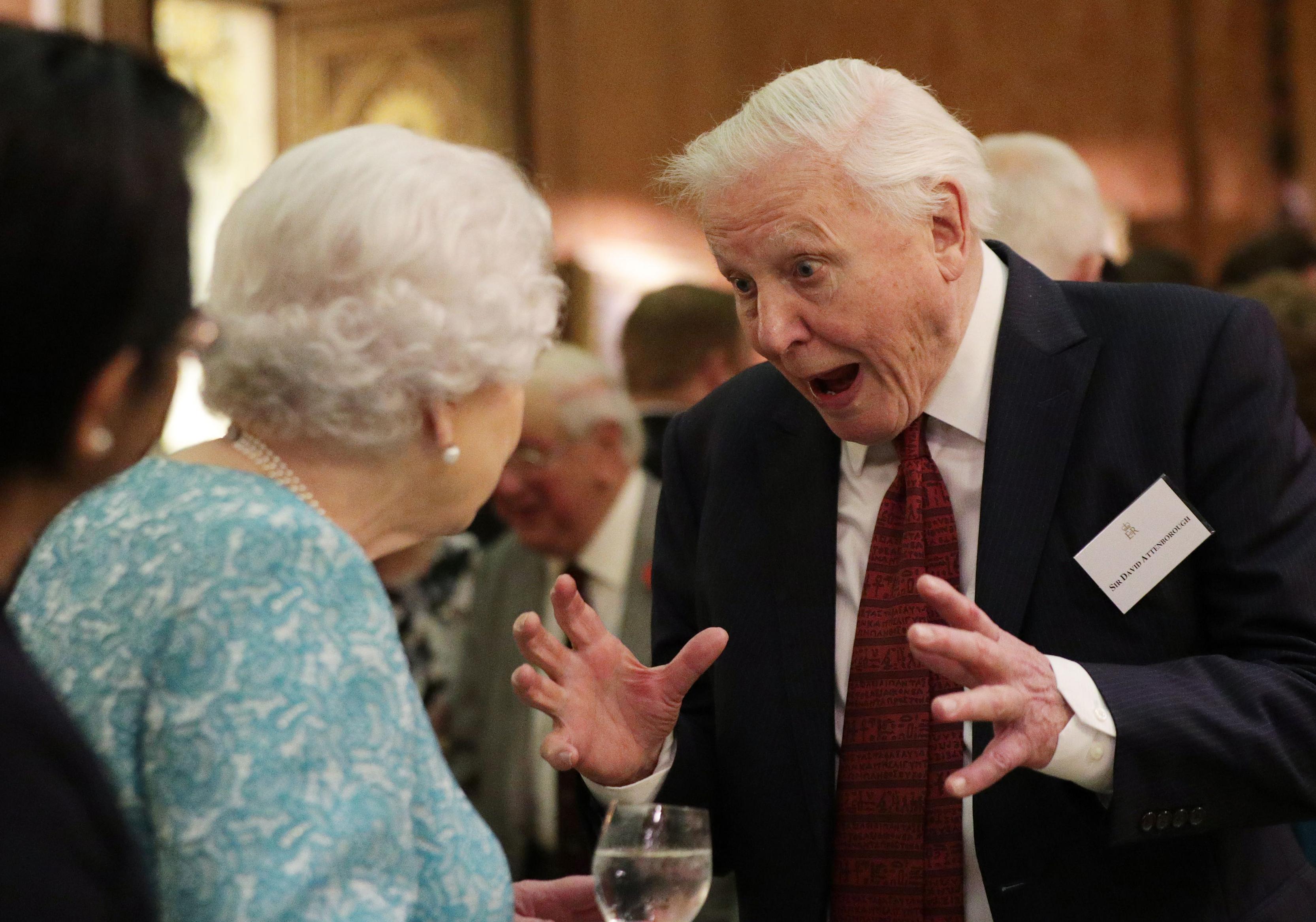 David Attenborough szerint unalmas, ha mindig csak a világvégével riogatunk