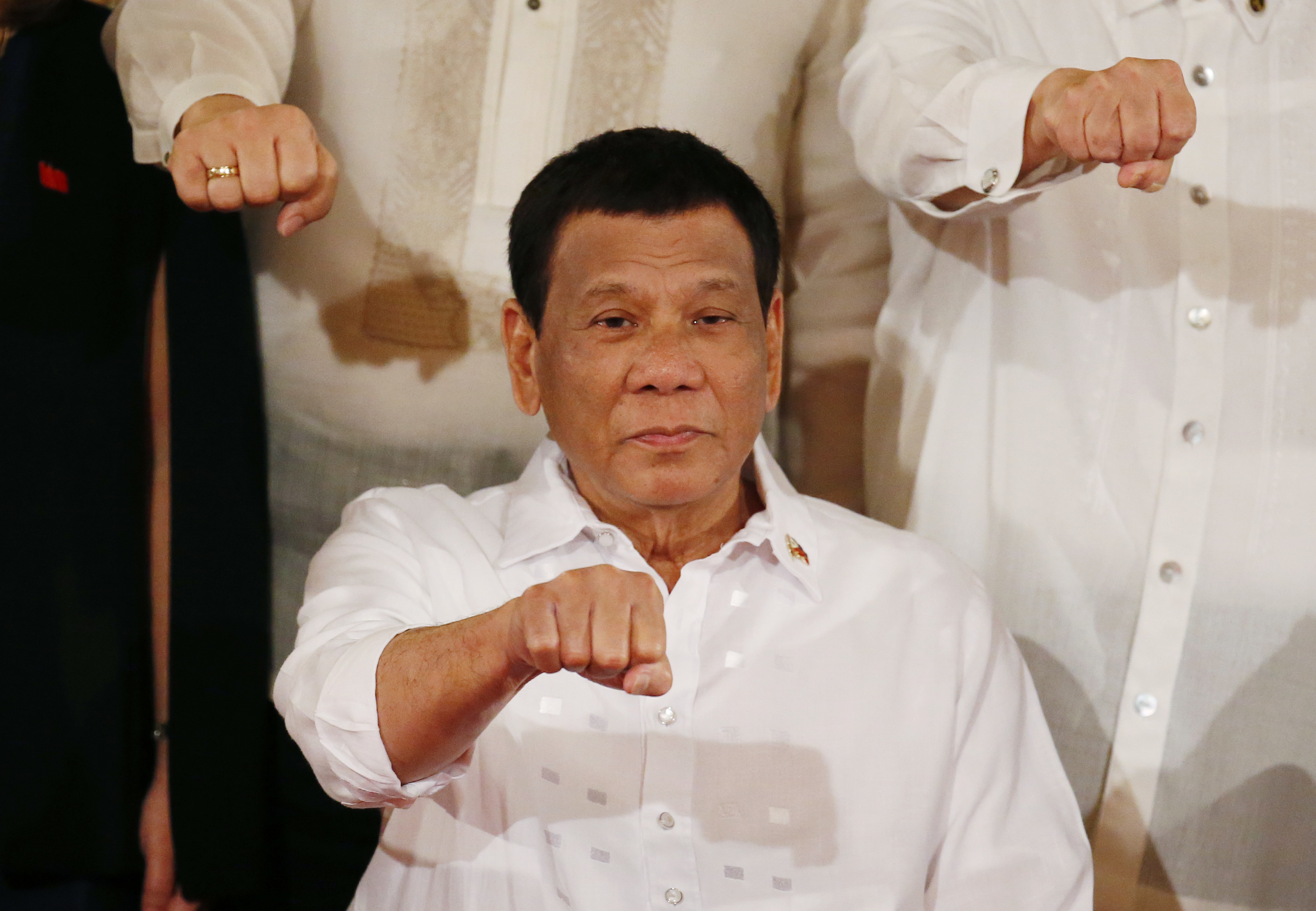 9 éves korra vinnék le a büntethetőség korhatárát a Fülöp-szigeteken