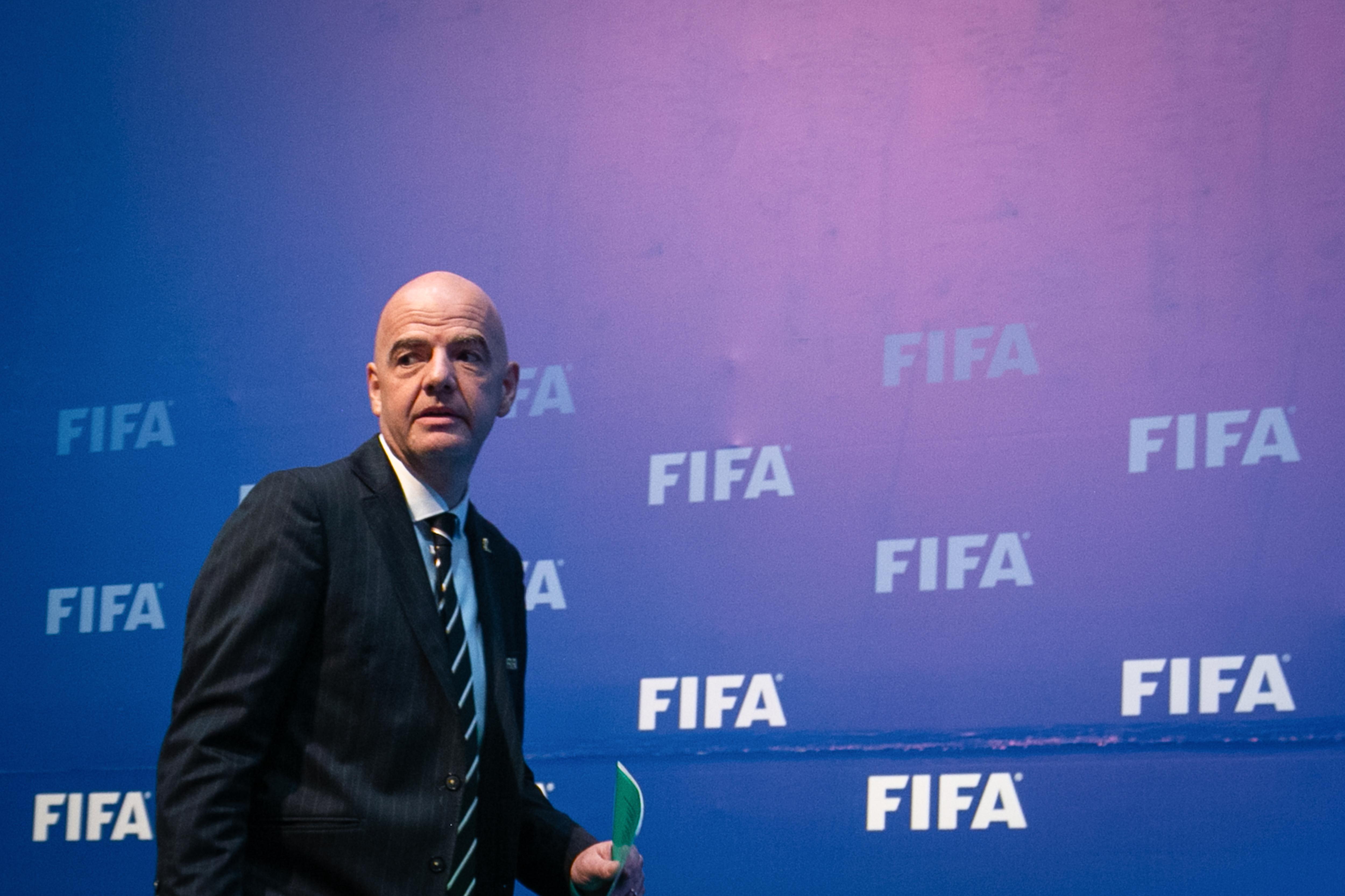 A FIFA vezére örülne, ha Izrael az Egyesült Arab Emírségekkel közösen rendezné a 2030-as vb-t