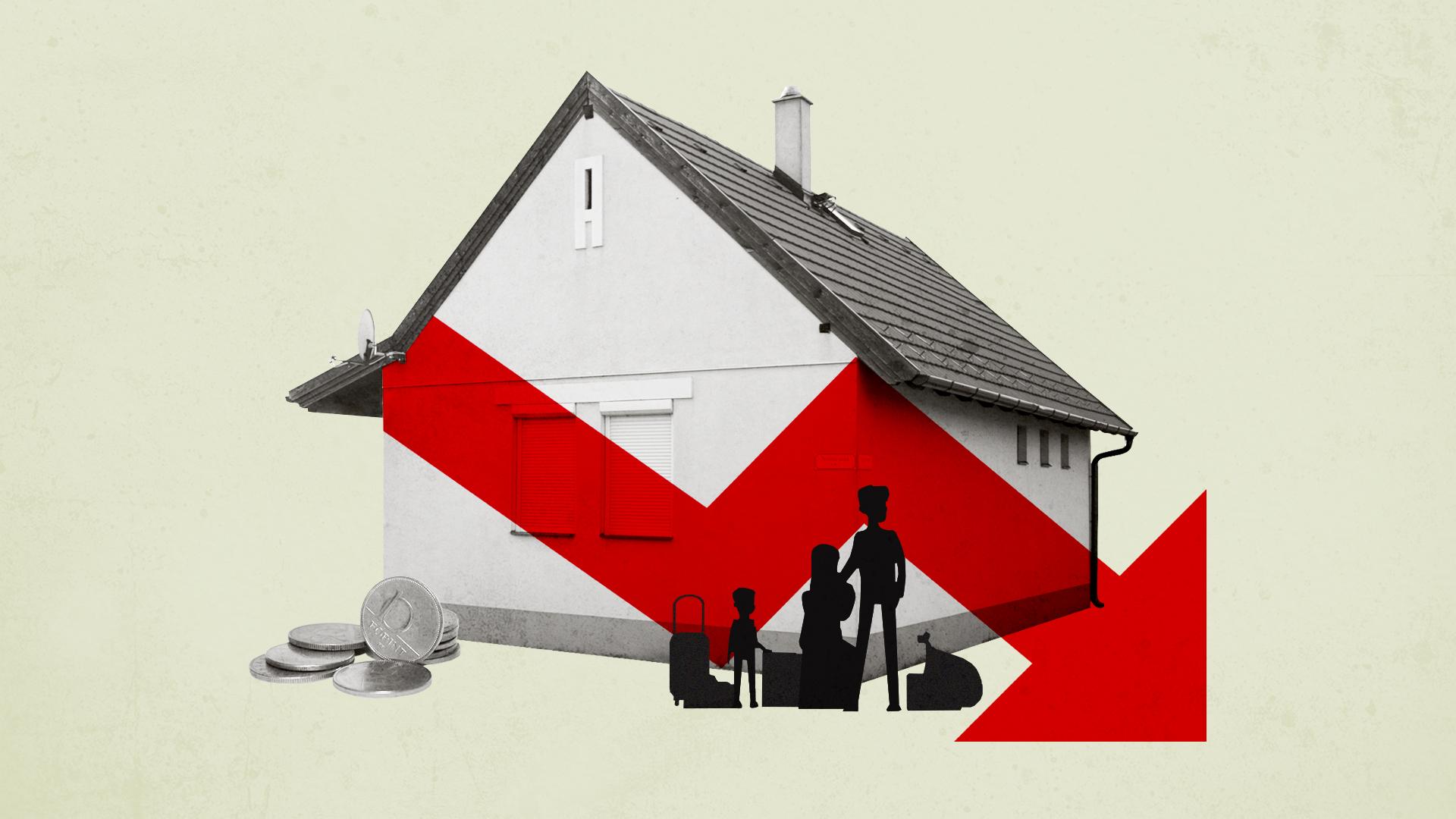 Csak egy házat akartak, de évtizedeken át tartó szenvedés lett belőle