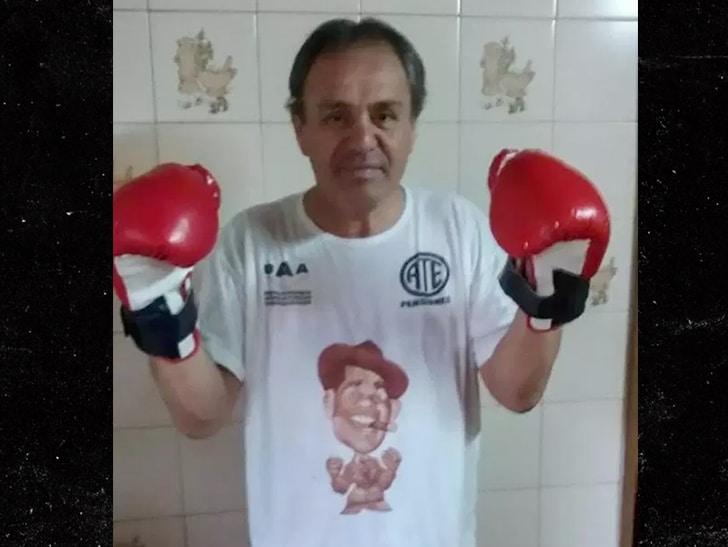 Croissant-evő versenyben fulladt meg egy egykori argentin bokszoló