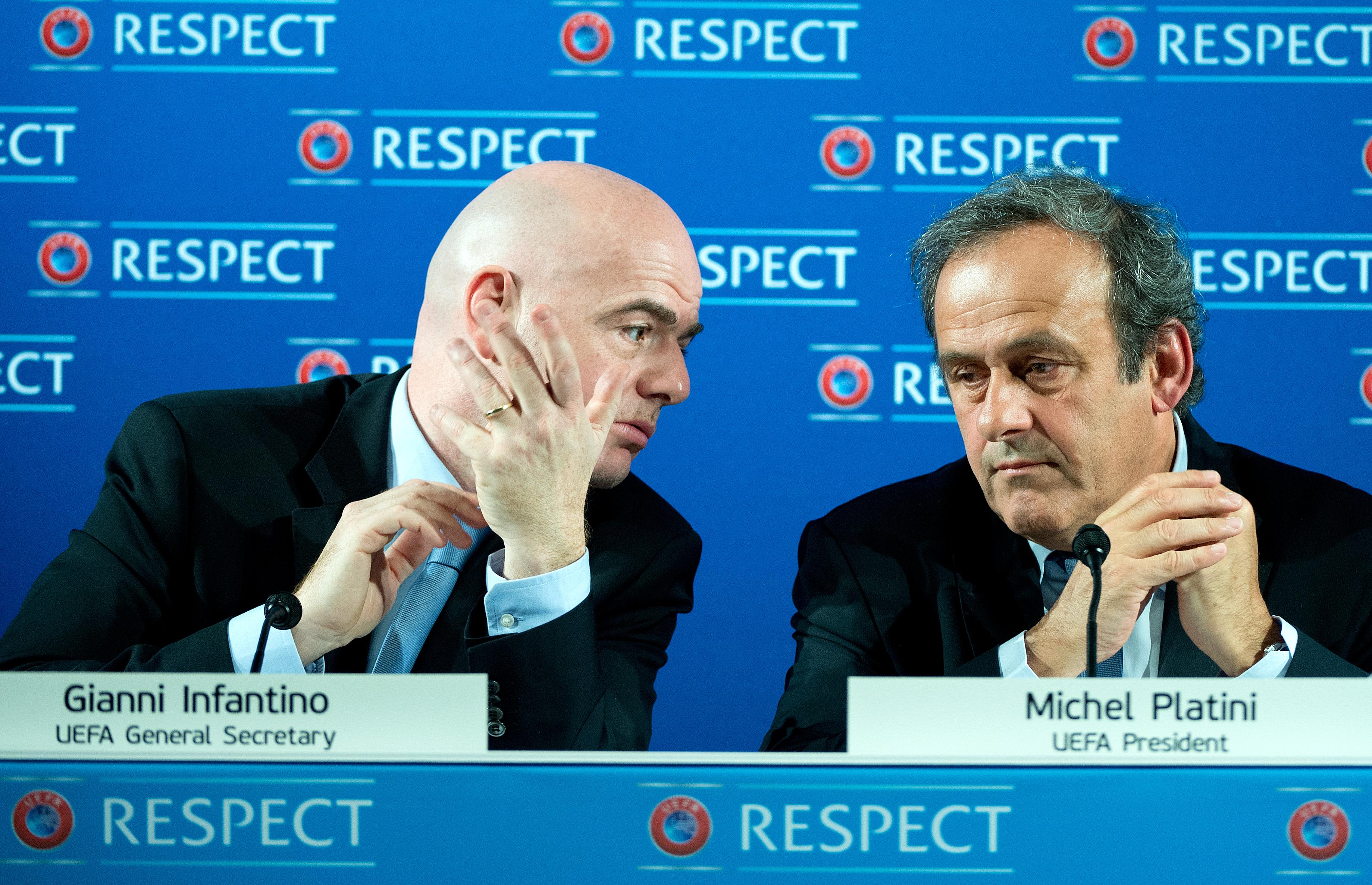 Szabadon engedték Michel Platinit