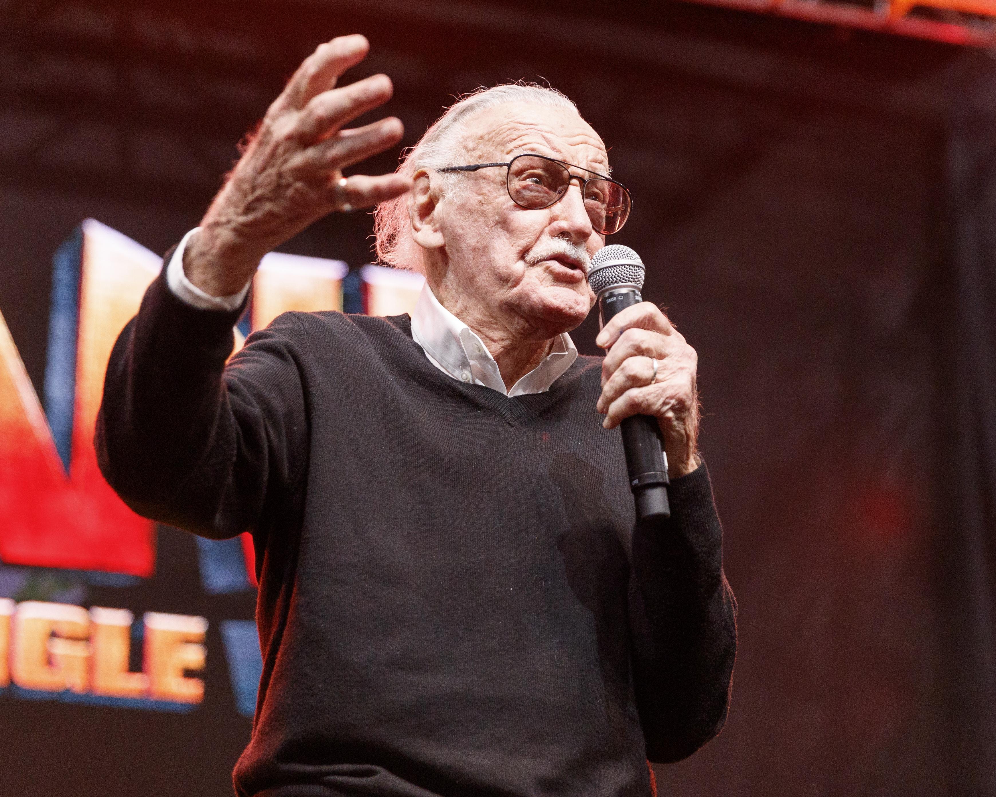 Stan Lee még szerepelni fog a következő Bosszúállókban