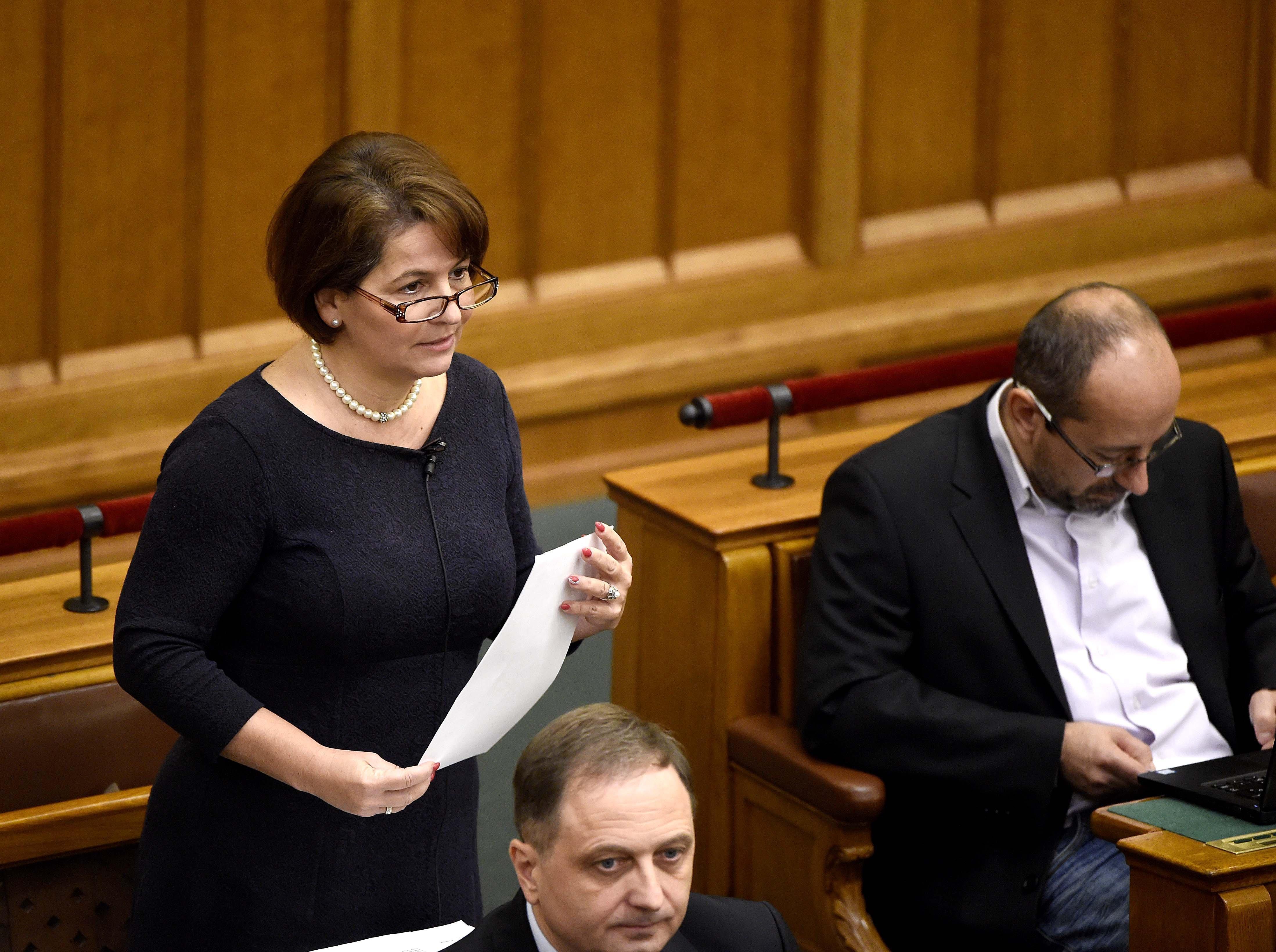 Varga-Damm Andrea levélben magyarázta el a kormánymédiának, hogy mit jelentenek a szavai