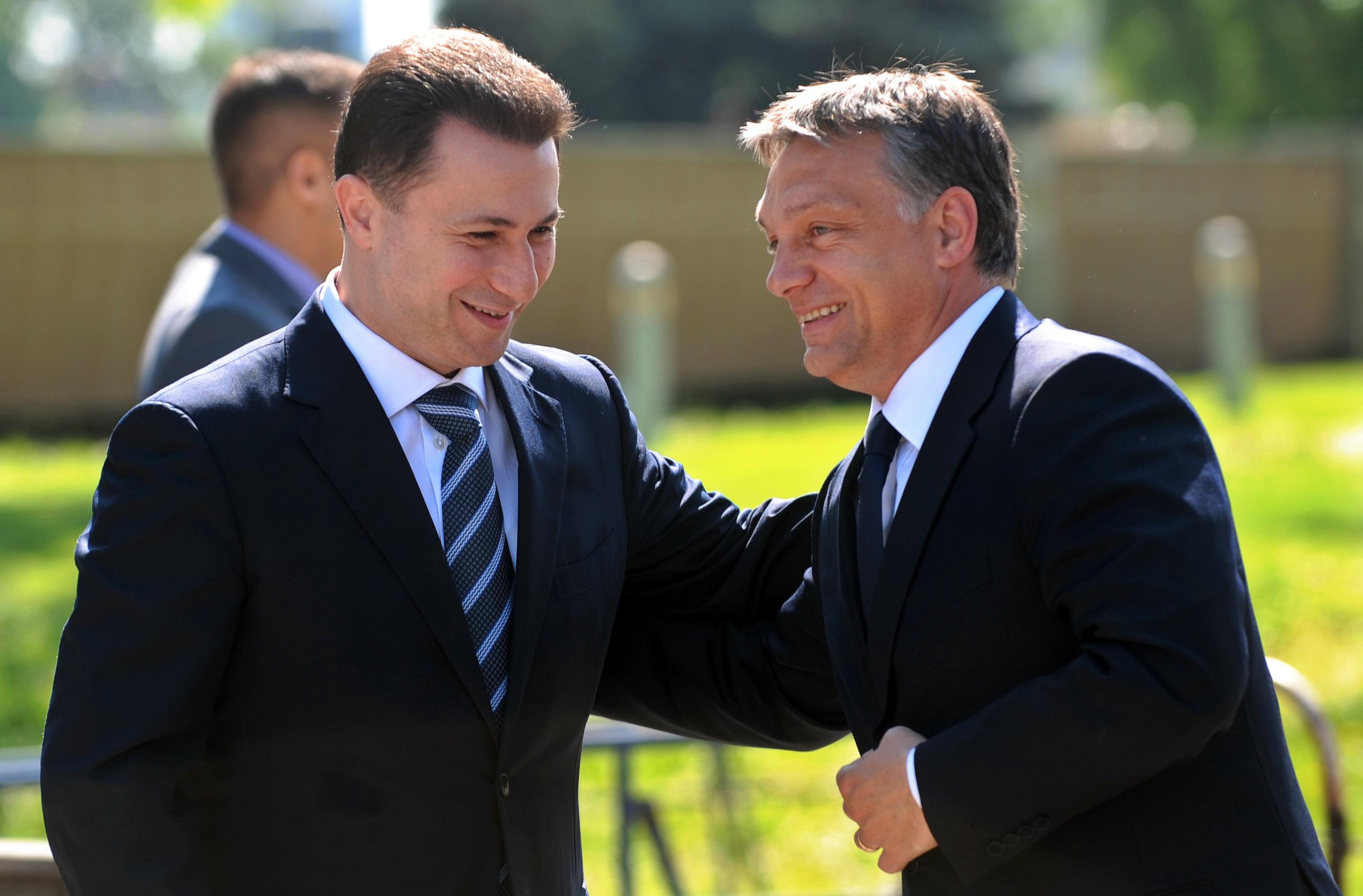 Bekérették a szkopjei magyar nagykövetet