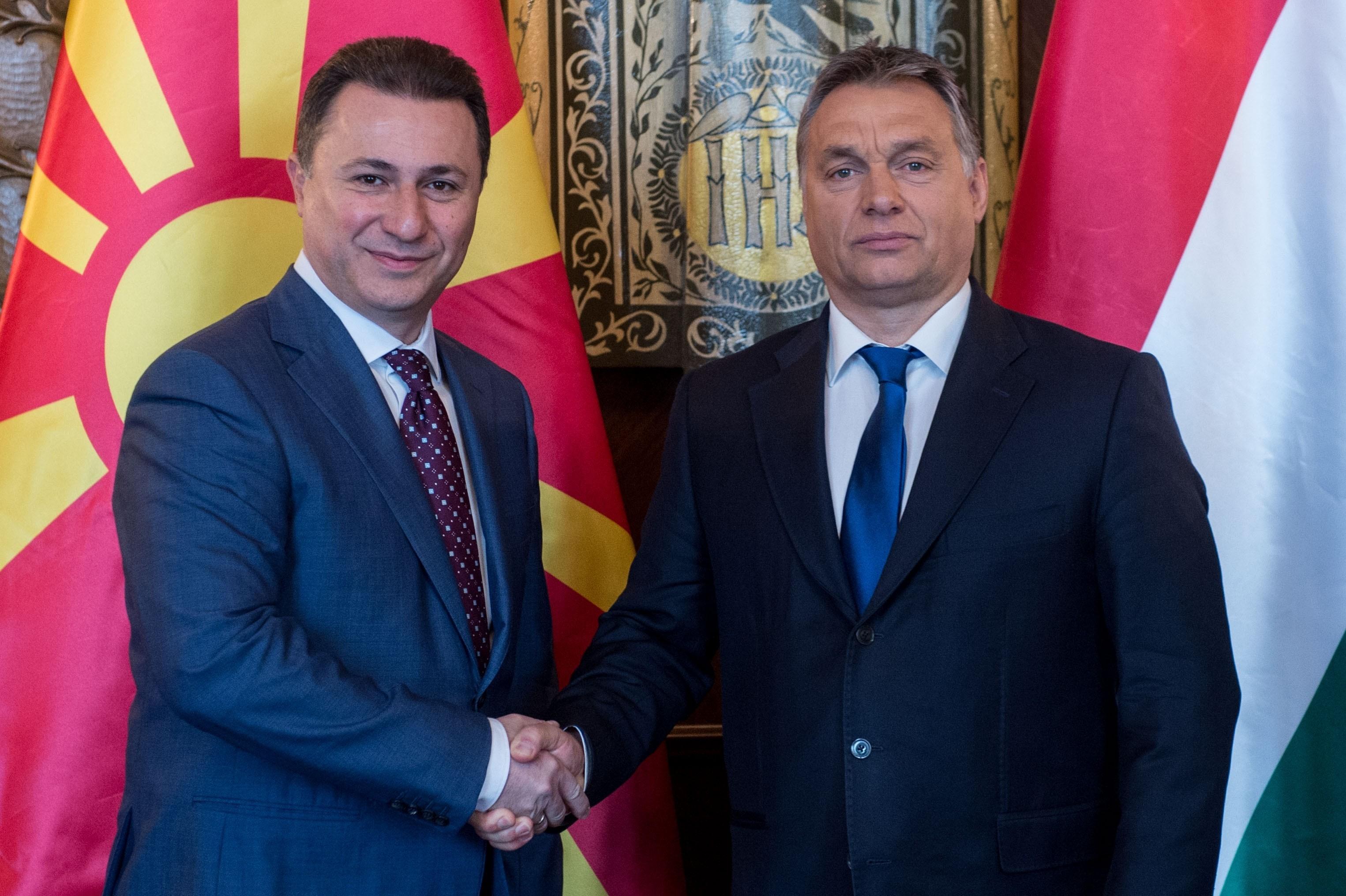 Nem adták ki Nikola Gruevszkit