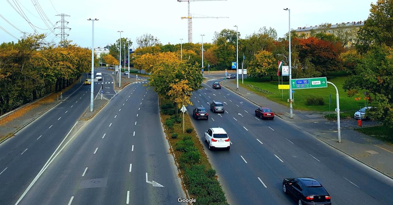 Közlekedésfigyelő kamerákat szerelnek fel az illegális gyorsulók kedvelt budapesti útszakaszain