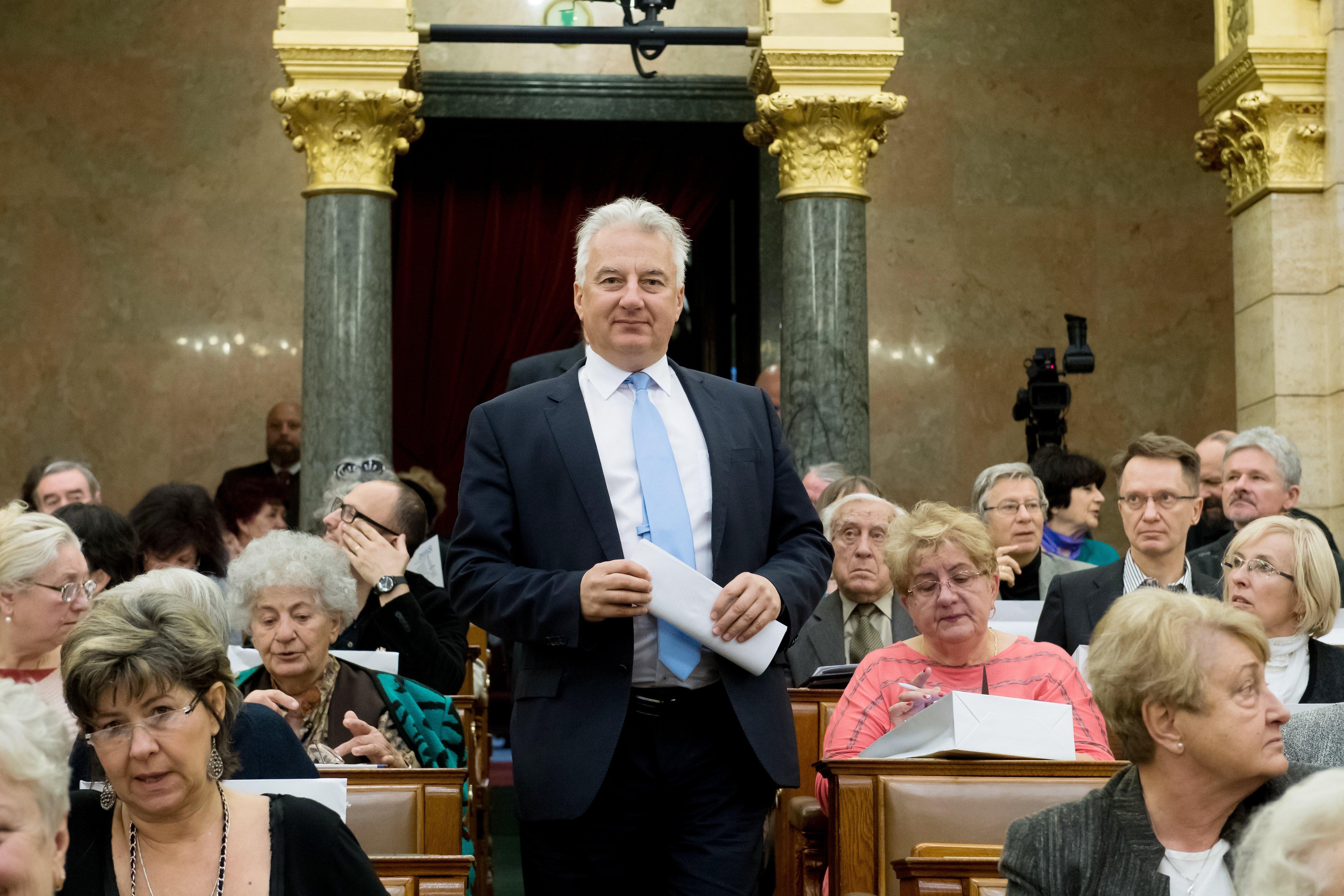 Megszavazta a parlament: szavazhatnak az EP-választáson az EU-n kívül élő magyarok