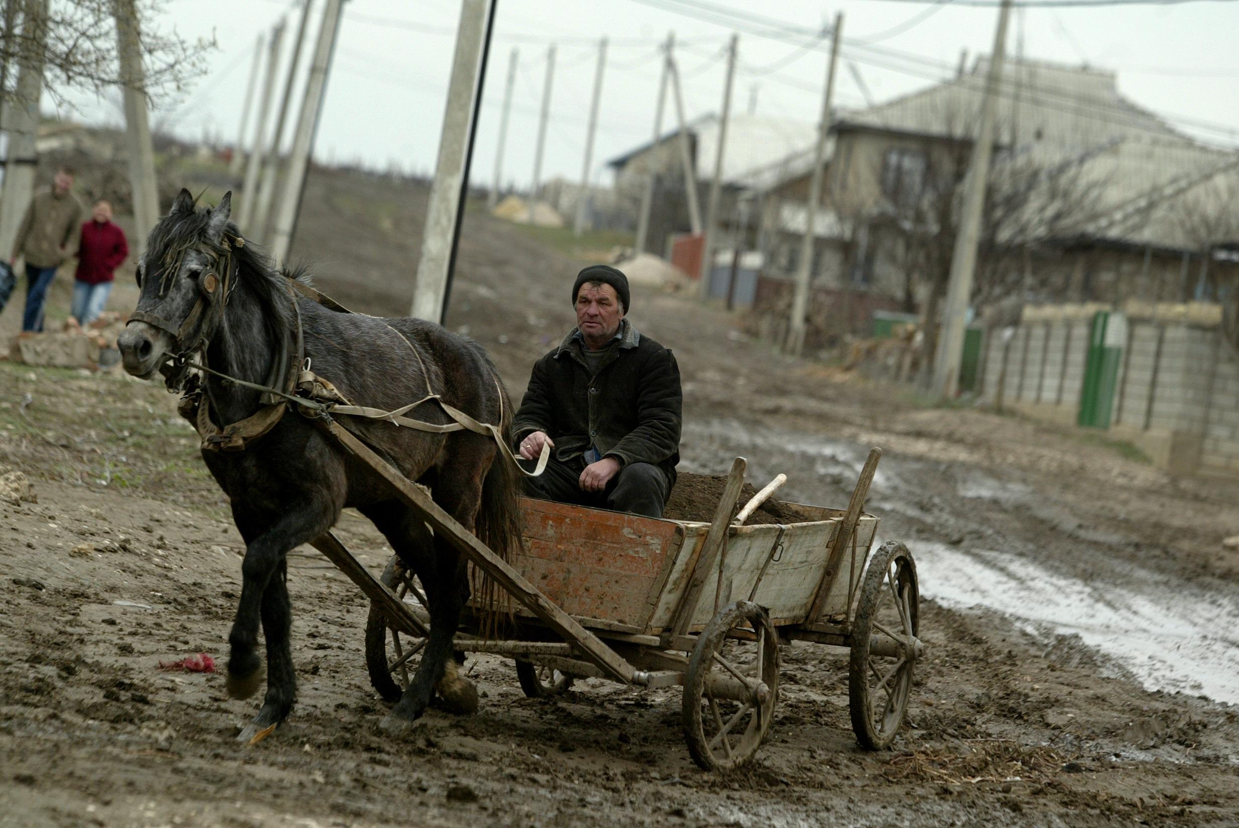 Egy orosz lap magyar külügyi forrás alapján azt írja: Kárpátaljának hasonló lehet a státusza, mint GAGAUZIÁNAK