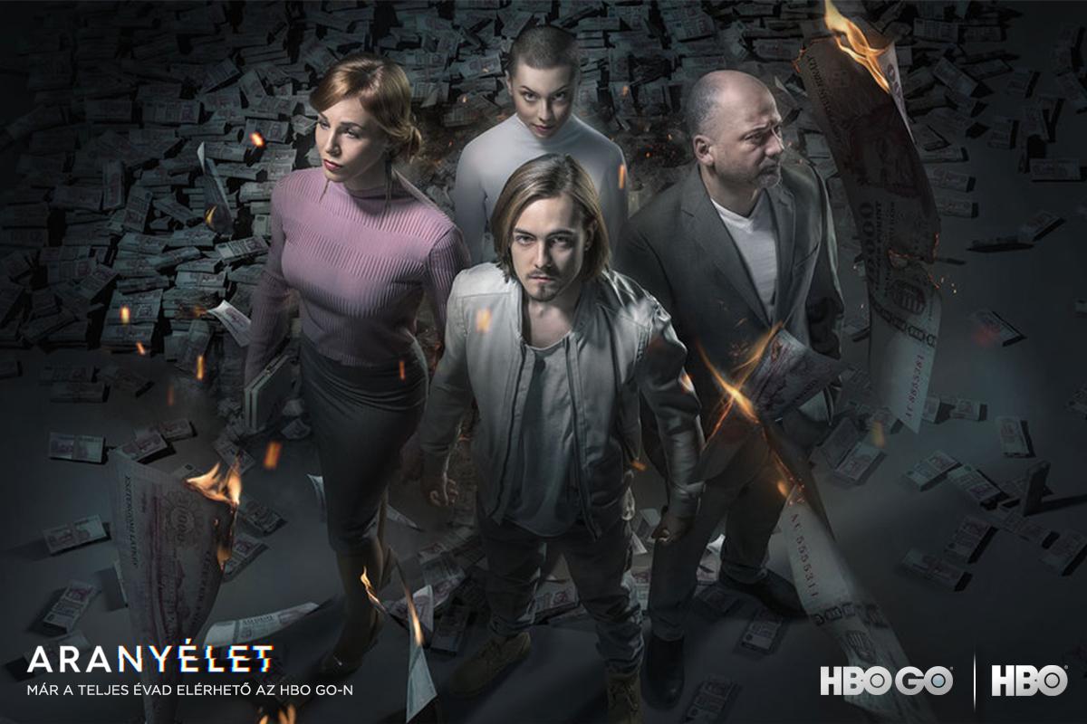 Aranyélet: A legszégyentelenebb gagyiba fulladt az HBO nagy reményekkel induló sorozata