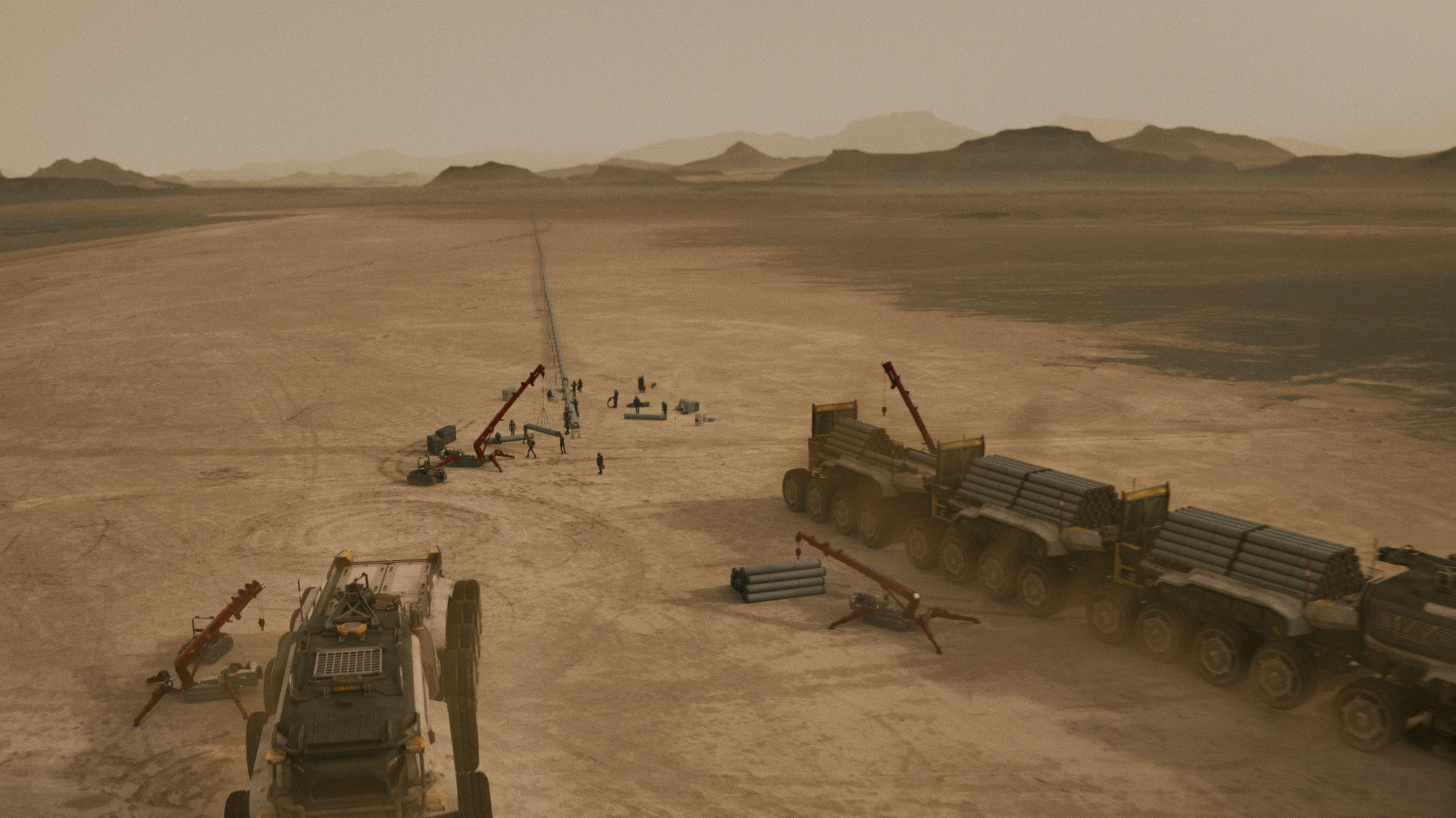 Seperc alatt bolygóméretű gyártelep lehet a Marsból