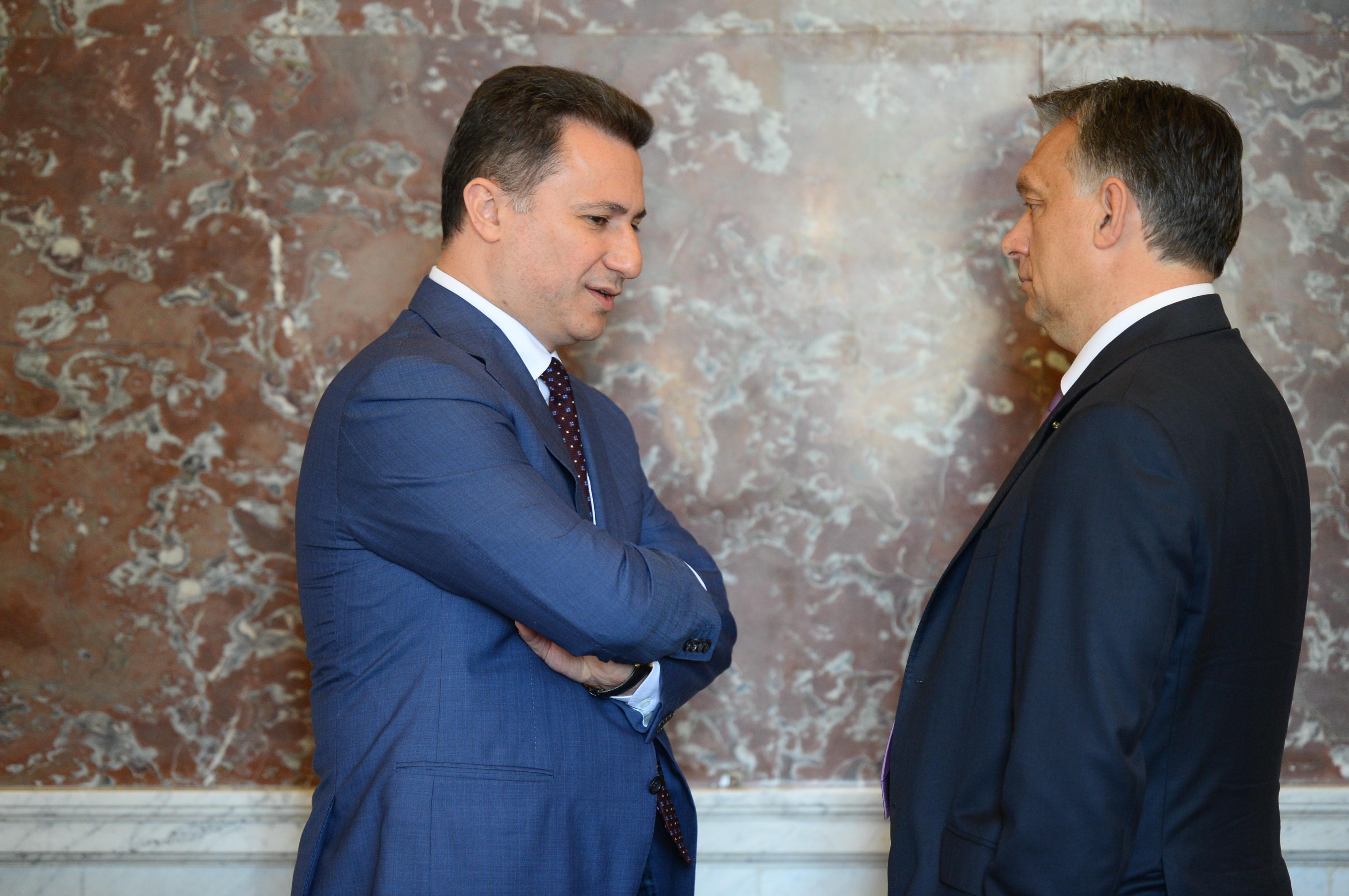 Itt a külügy friss nyilatkozata a titkos találkáról Gruevszkivel