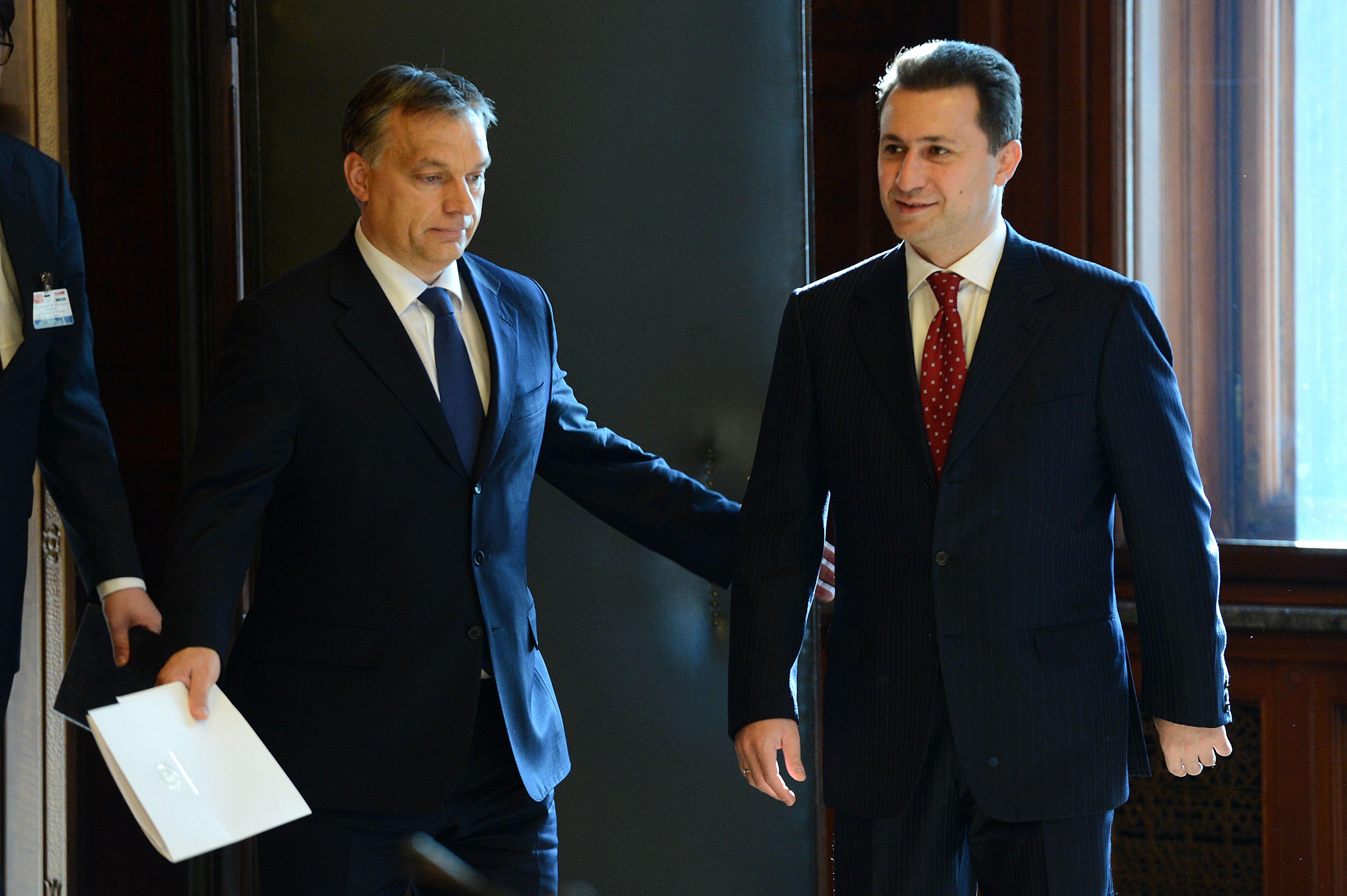 Az EP megszavazta, hogy Magyarország adja ki Gruevszkit Macedóniának