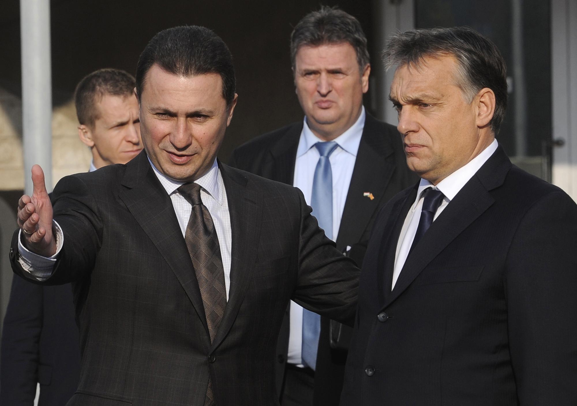 Választási csalásért 3 év börtönre ítélték Gruevszki unokatestvérét