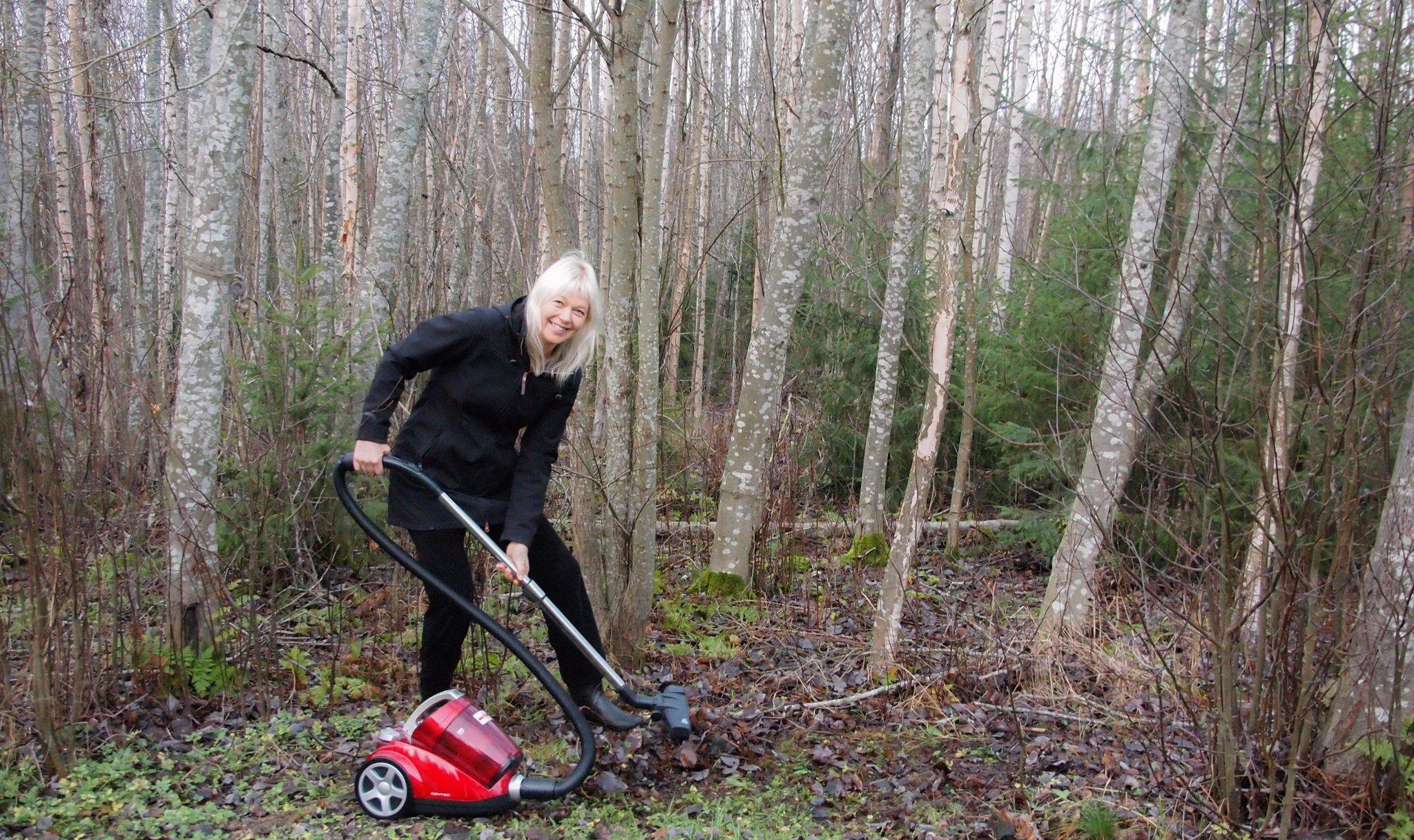 A finneknek fogalmuk sincs, miről beszélt Trump, amikor azt mondta, hogy náluk takarítják az erdők alját