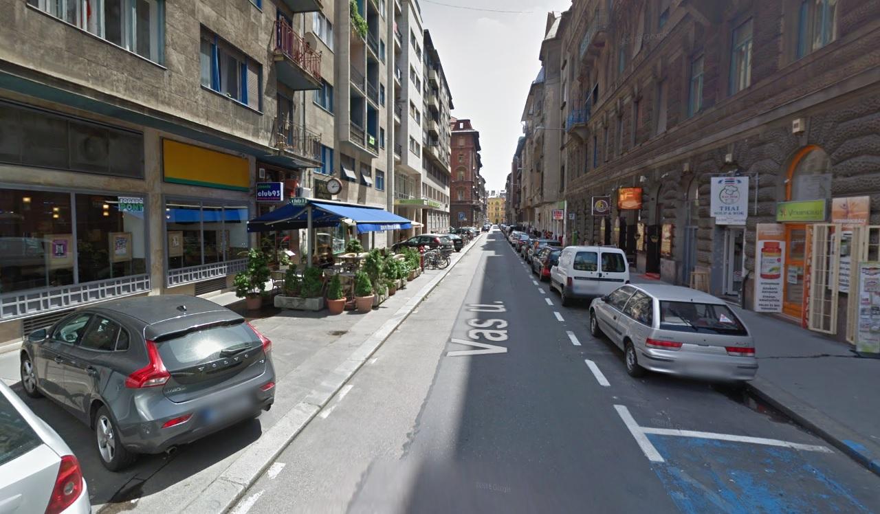 Megerőszakoltak egy nőt Budapest belvárosában