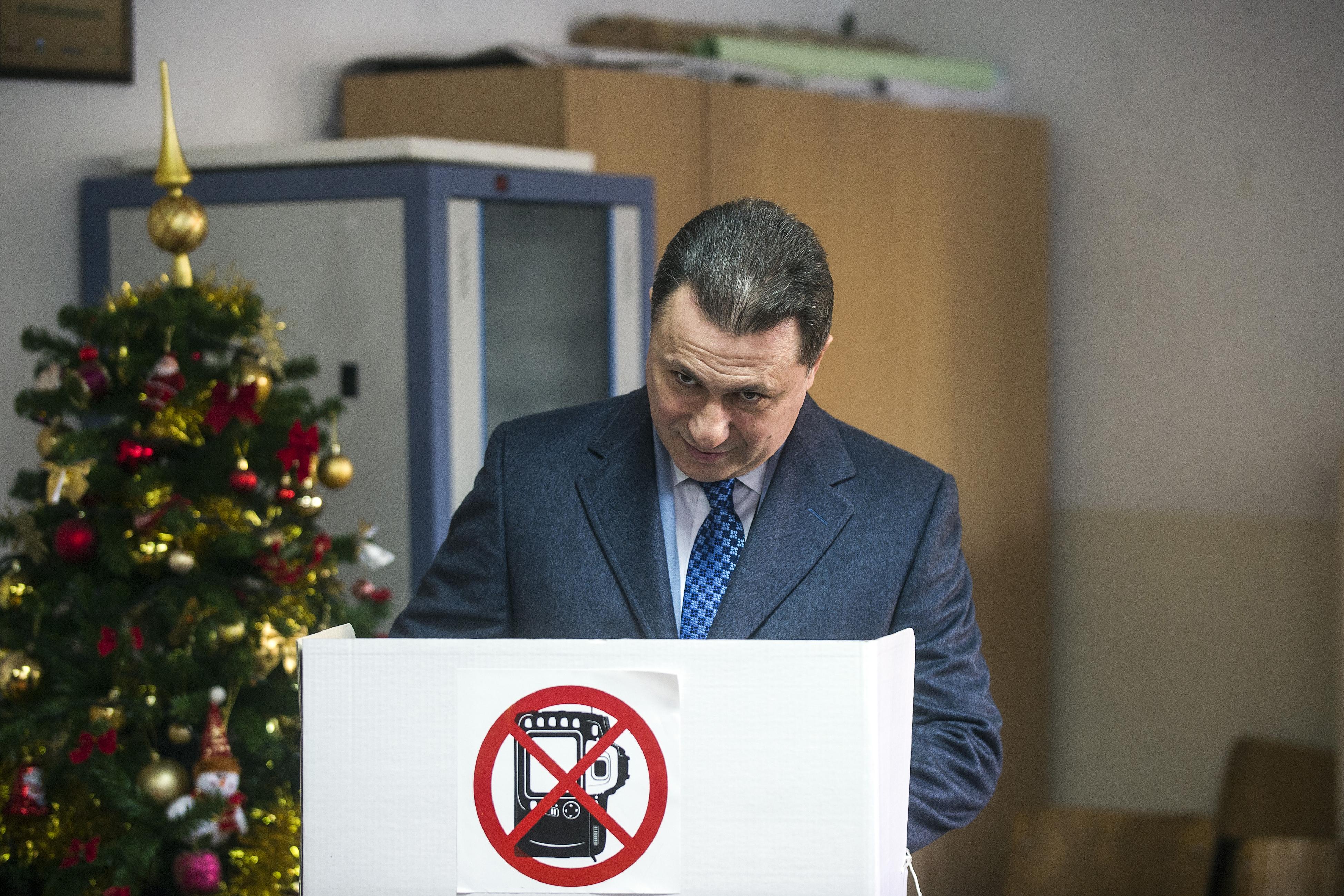 Ritka összhang: Egy oldalon volt a védelem és az ügyészség Gruevszki tárgyalásán, senki sem szerette volna, ha kiadják a volt miniszterelnököt hazájának