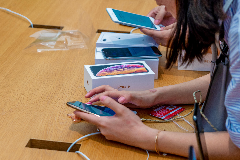 Éveken át lophattak adatokat megtámadott iPhone-okról