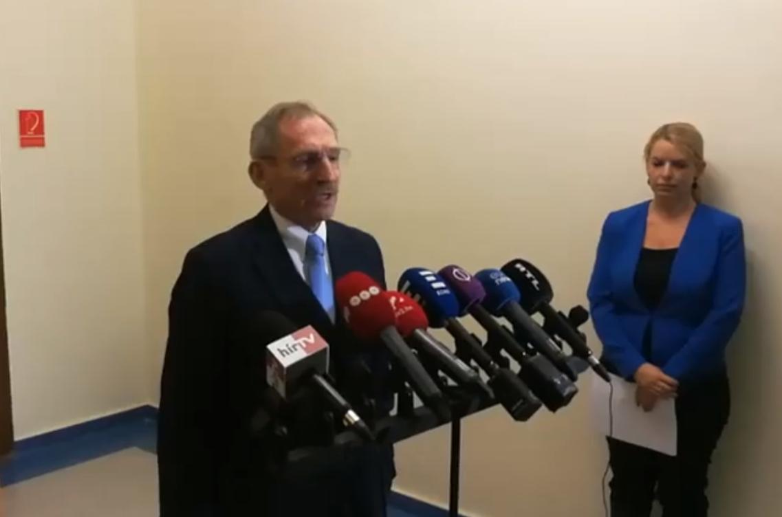 A Fidesz nem akart Gruevszkiről beszélni a nemzetbiztonsági bizottságban