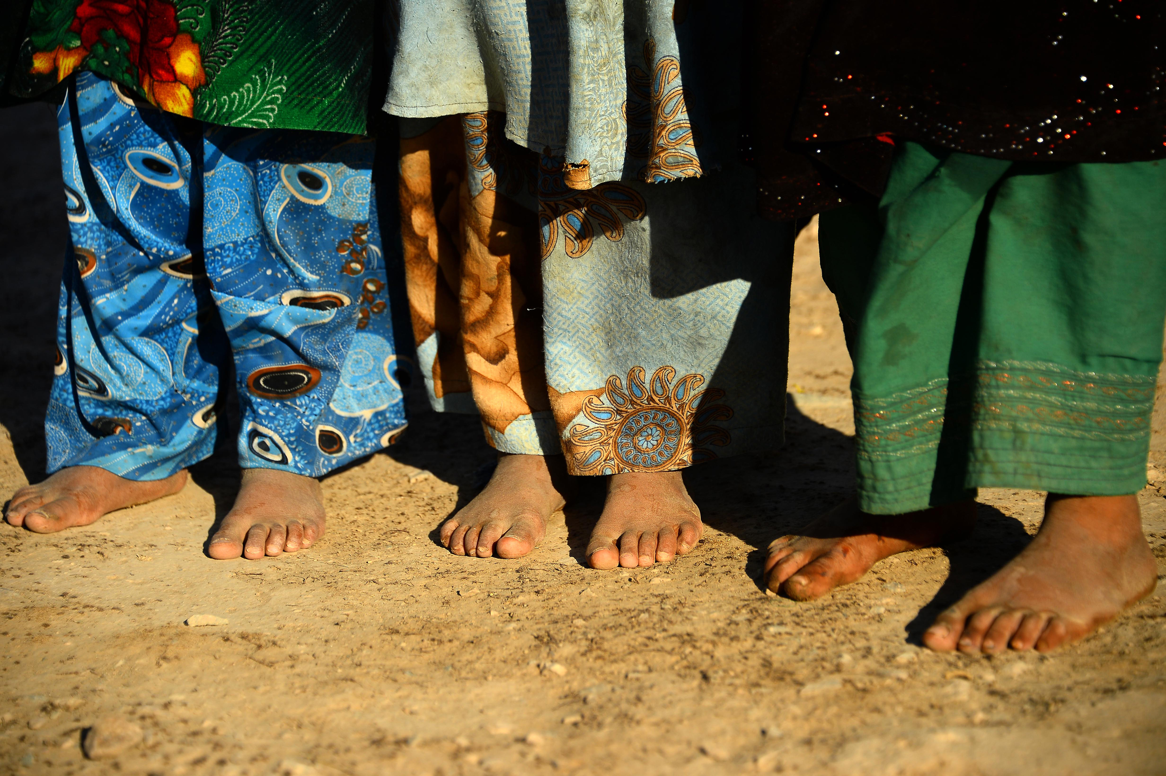 Eladta hatéves lányát egy afgán anya, hogy a többi gyermekét megmenthesse