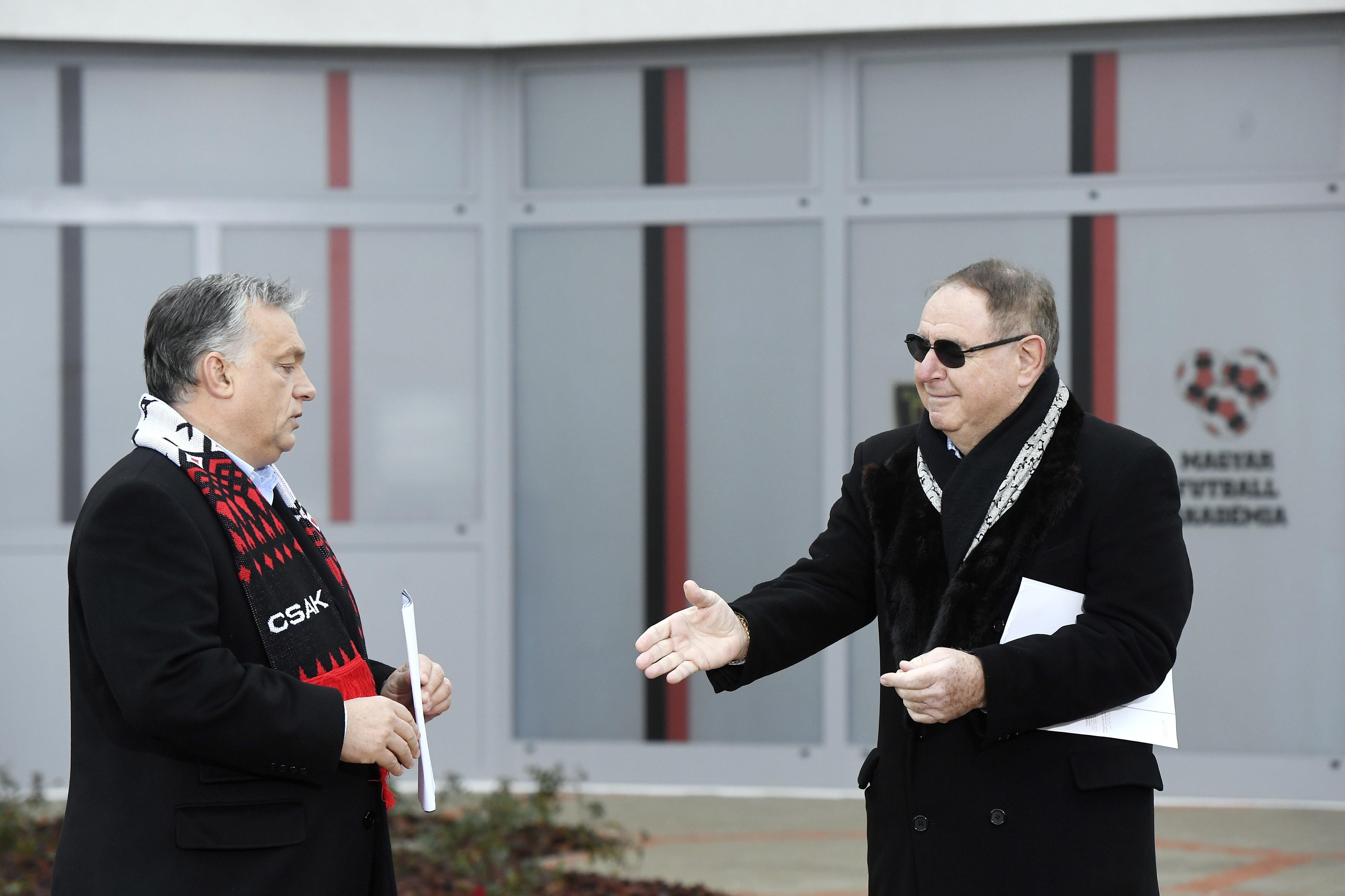 M4: Megvette a Honvédot a fideszes politikus cége