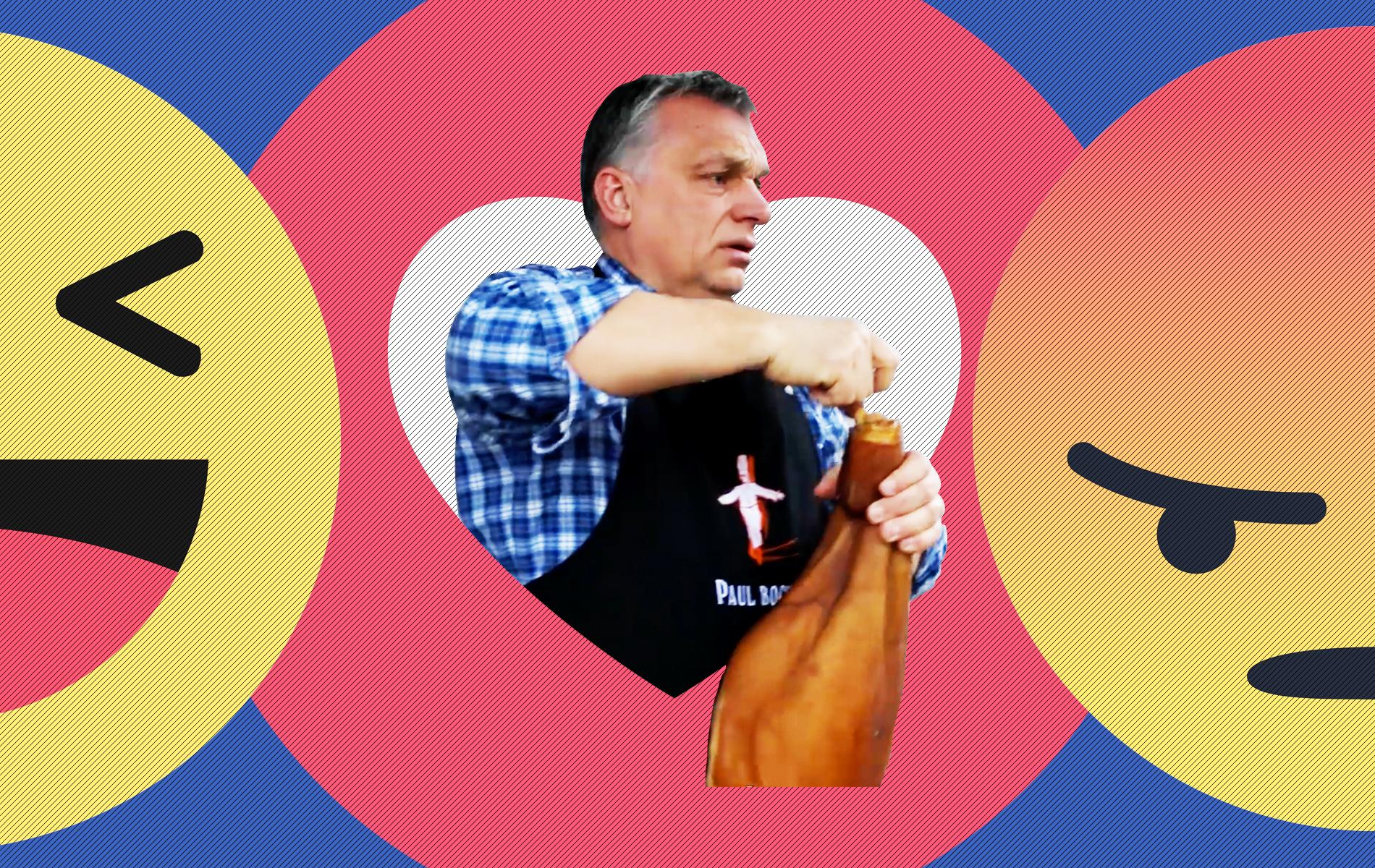 A Kétfarkú Kutya Pártnak több követője van, mint a Fidesznek, de Orbán Viktor a magyar Facebook politikuskirálya