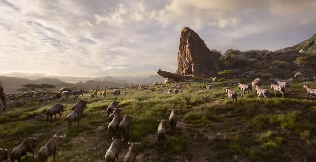 Animációs filmet készít a Disney az Oroszlánkirályból