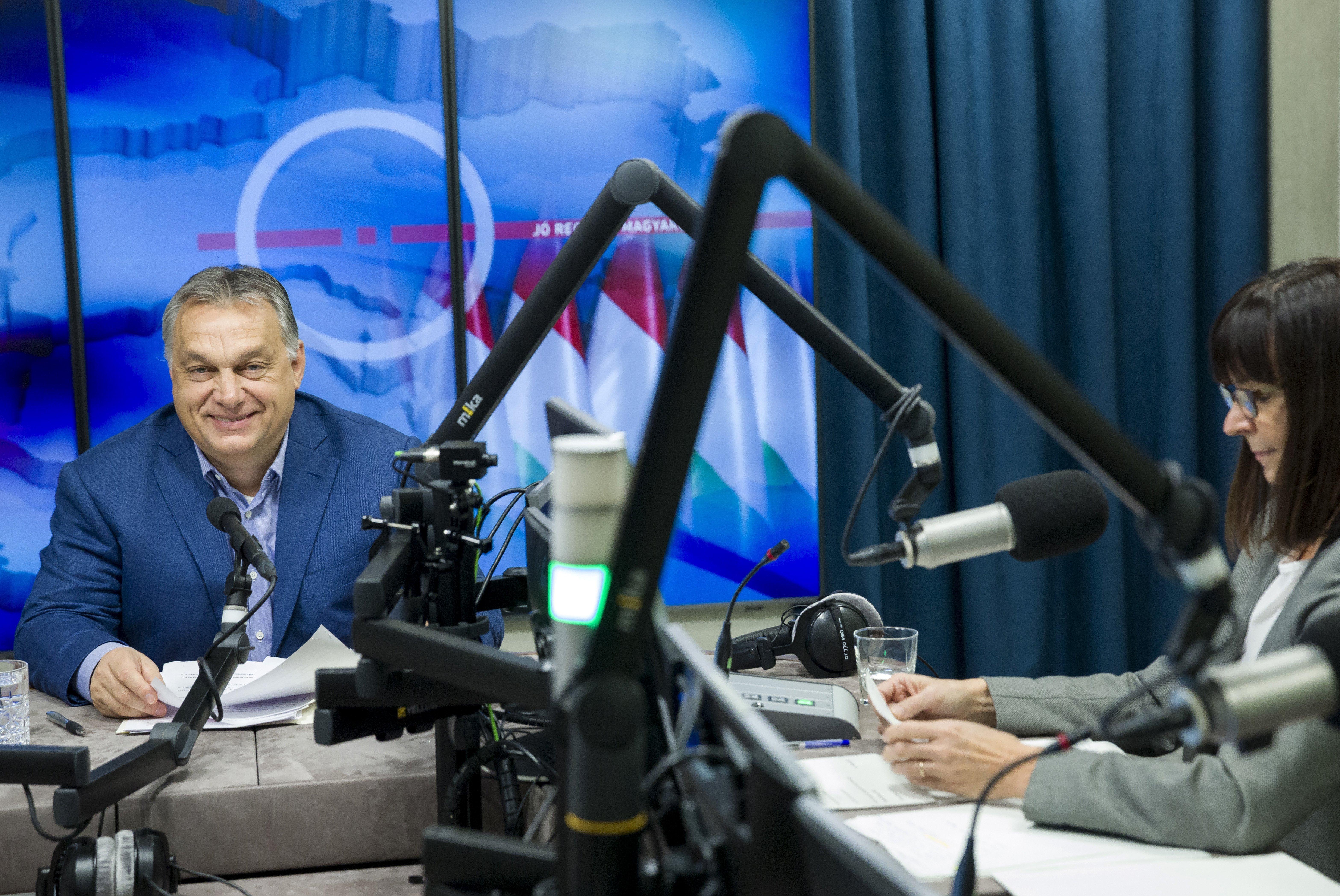 Orbán reggel bemondta a rádióban, hogy második Soros-terv, délutánra mindenki tudta, mi a dolga