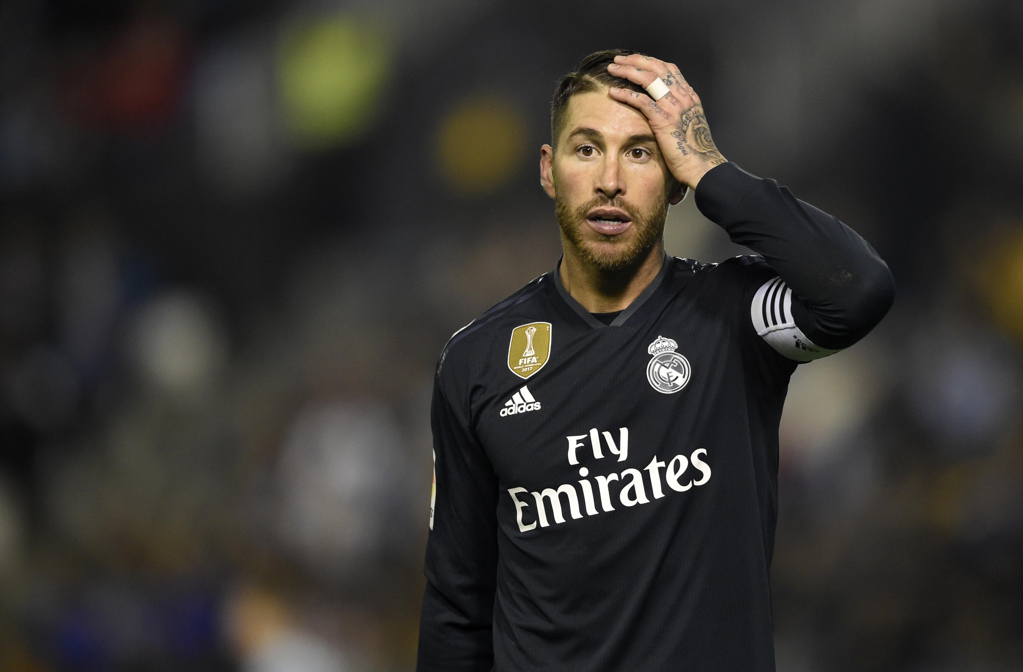 Sergio Ramos kétszer is doppingvétséget követett el az elmúlt egy évben