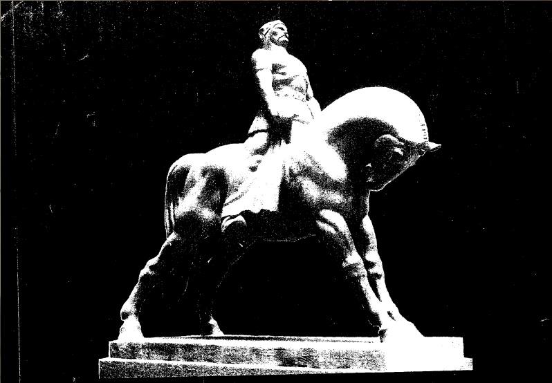 A kormány 74 millióból állít lovas szobrot Attilának