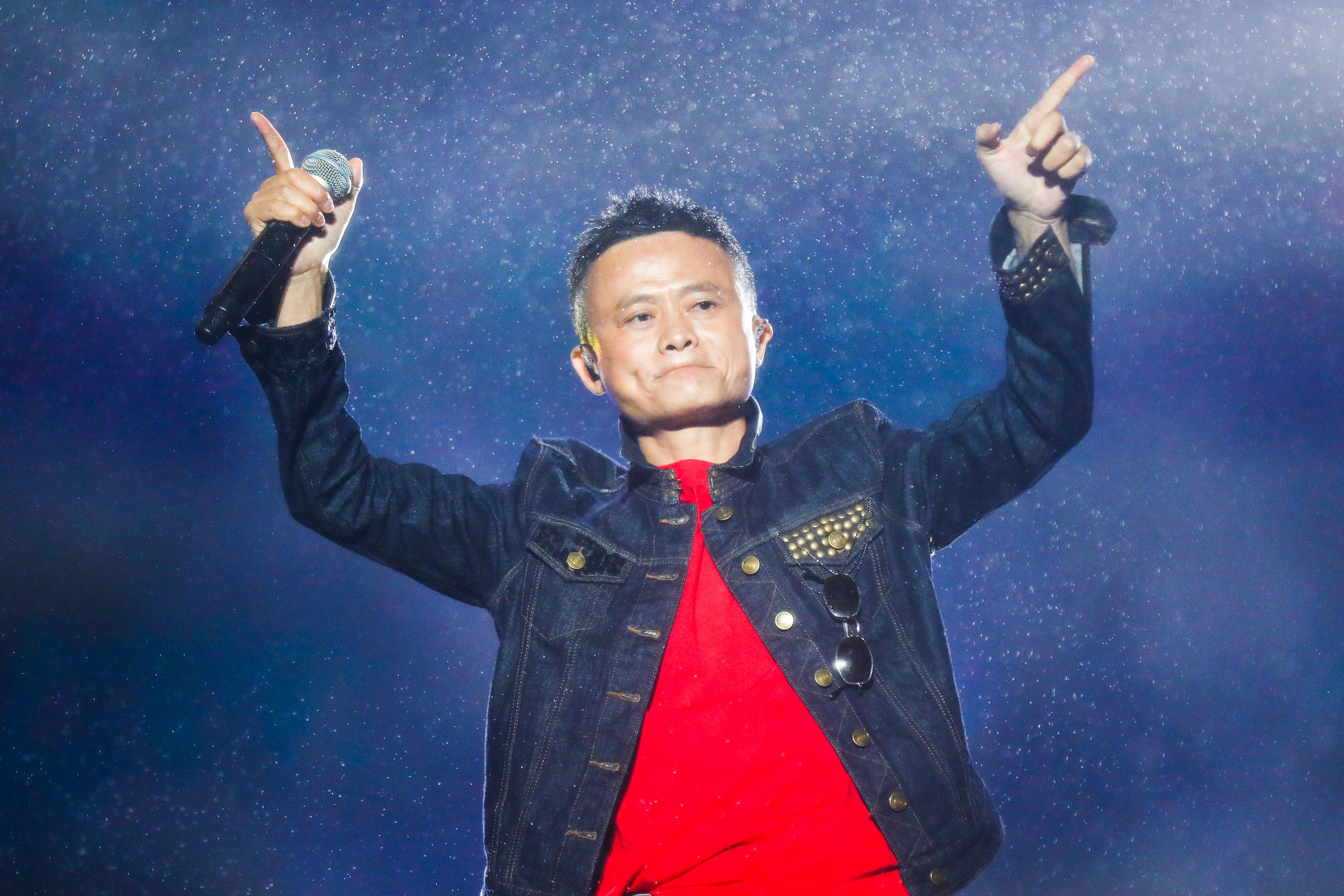 Jack Ma a Kommunista Párt tagja