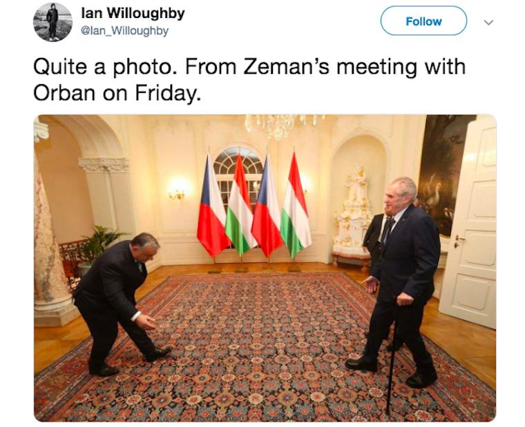 Ilyen jó fotó talán még sosem készült Orbán Viktorról