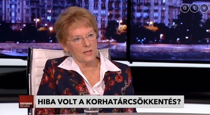 Hoffmann Rózsa a CEU költözéséről: Nem történt itt olyan tragédia, amiből újabb botrányt kell kavarni