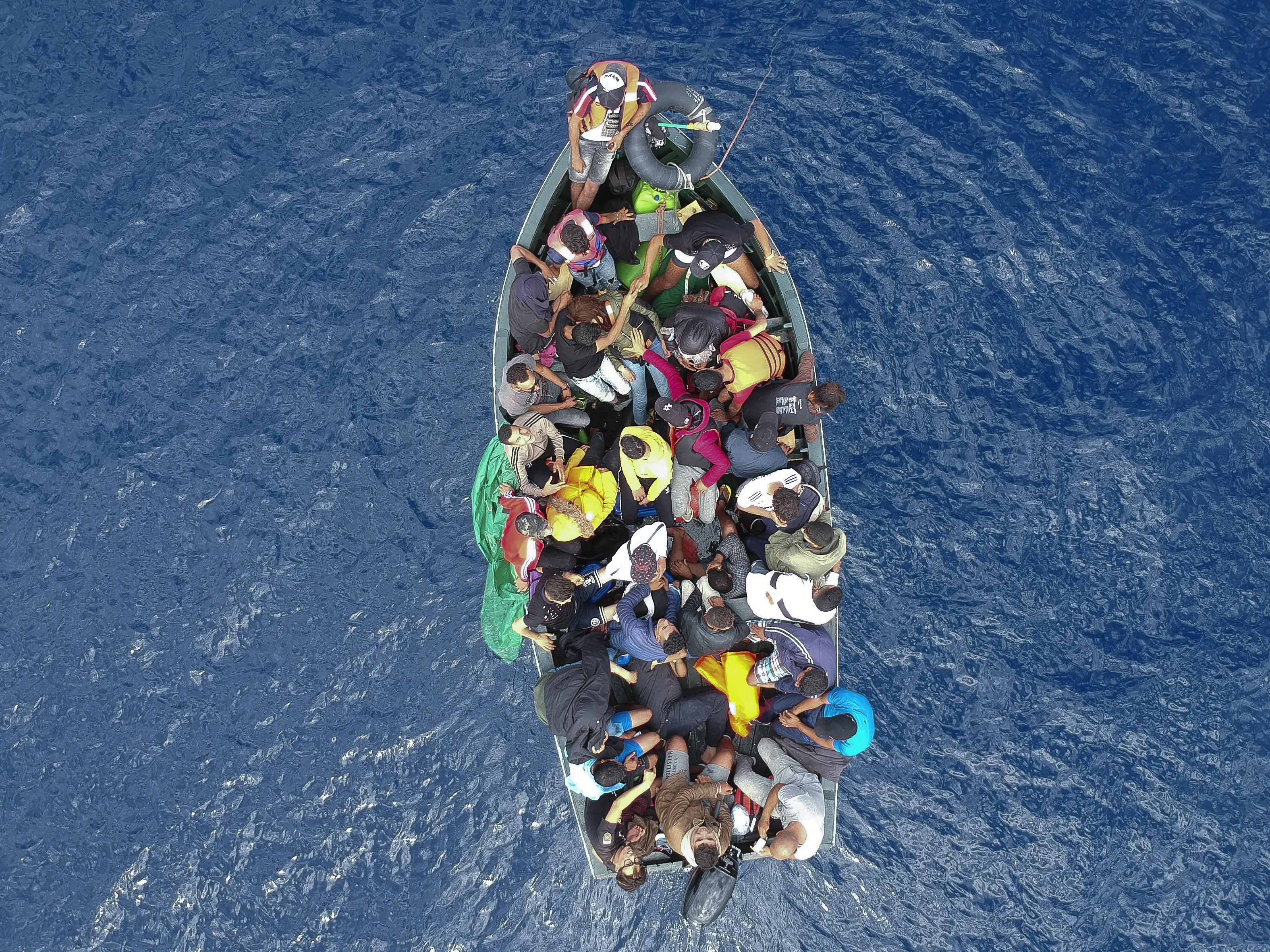 Frontex: 2013 óta nem jött ilyen kevés migráns az EU-ba