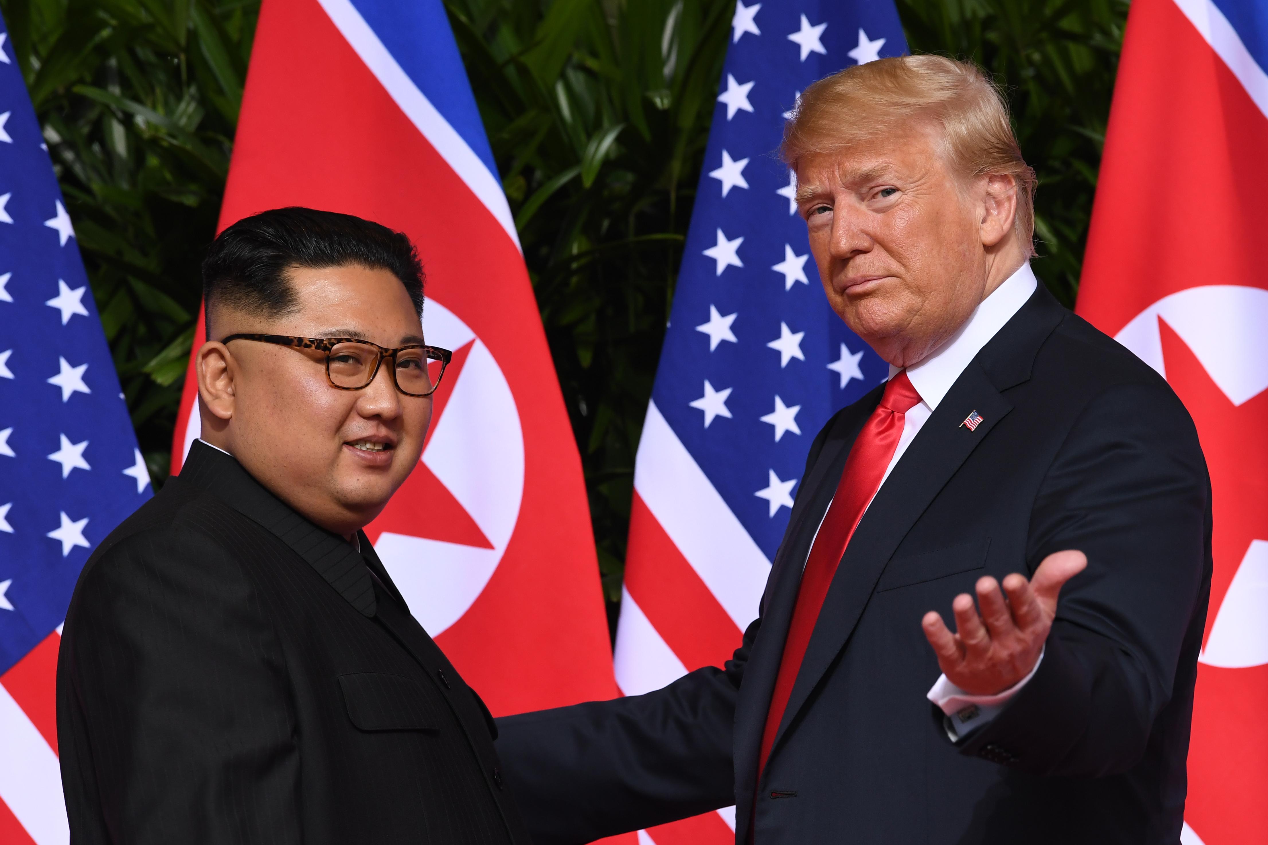 Észak-Korea elkezdte előkészíteni a következő találkozót Trumppal