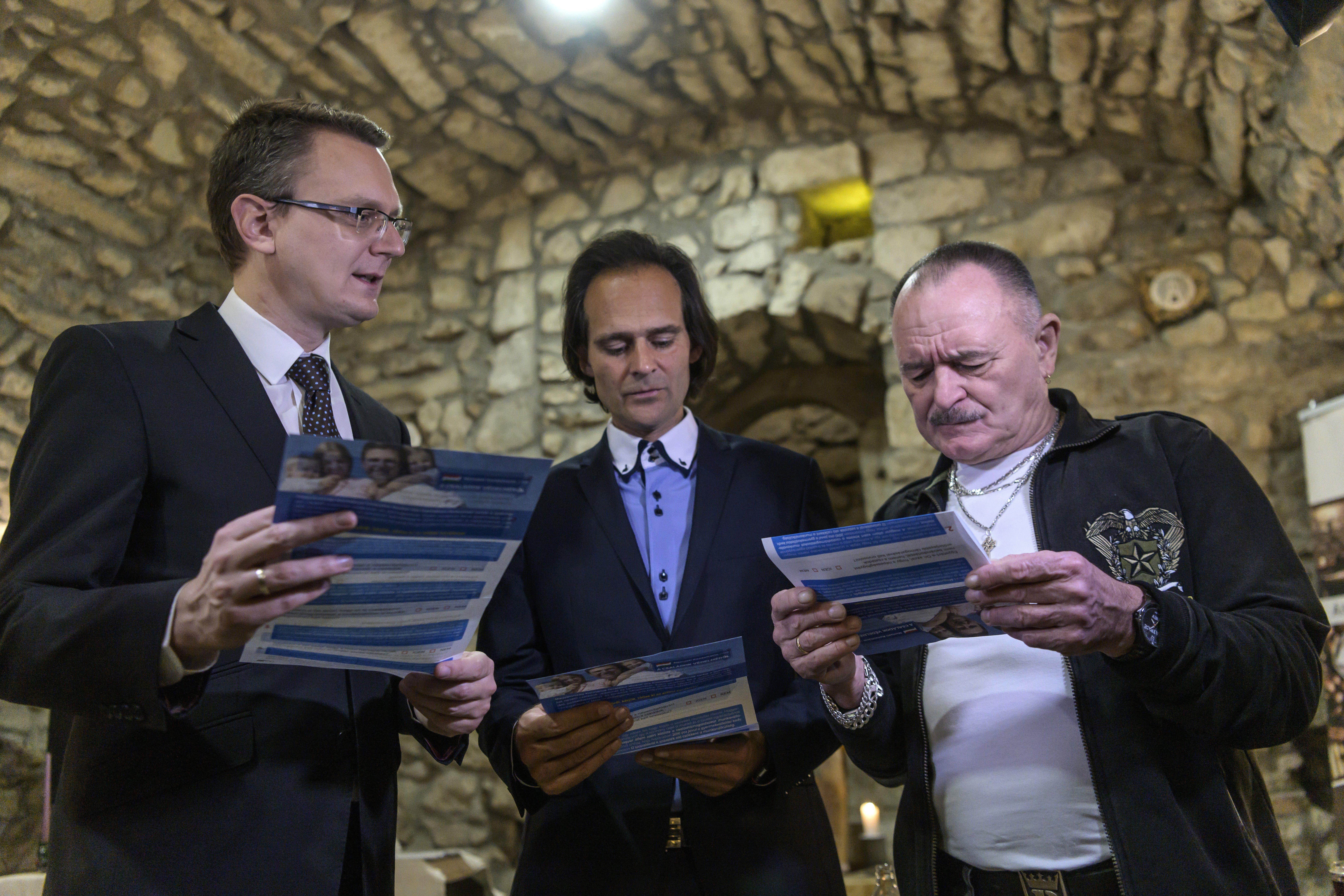 Kossuth-díjat kapott Nagy Feró és Szarvas József is