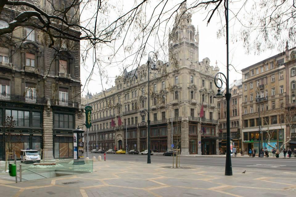 Bezár a Fidesz-közeli jordán üzletemberek luxushotelje a Klotild Palotában