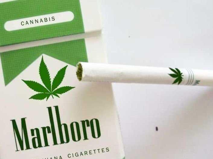 A Marlboro tulajdonosa beszáll a kanadai marihuánabizniszbe