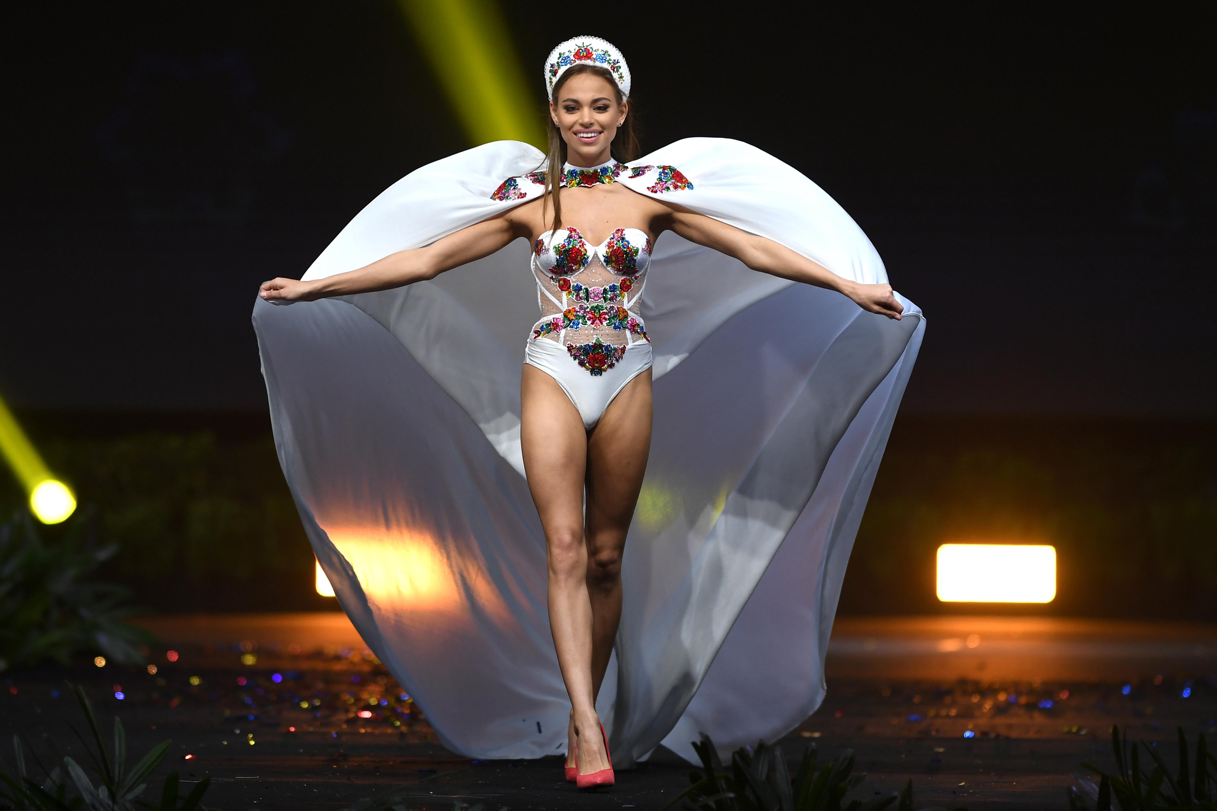 A Miss Universe magyar indulója szerint ez a nemzeti viselet