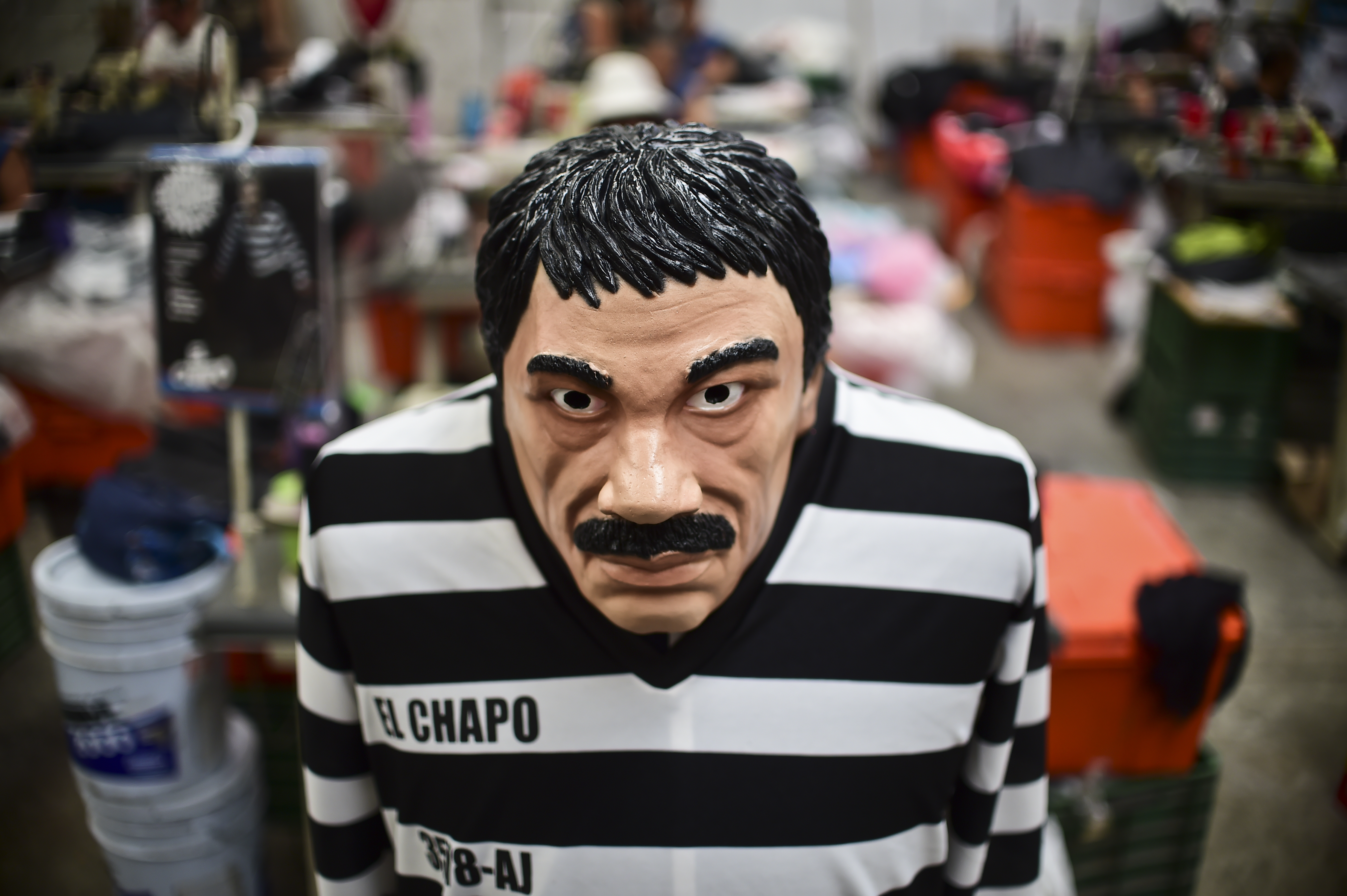 Kezet rázott El Chapo édesanyjával a mexikói elnök