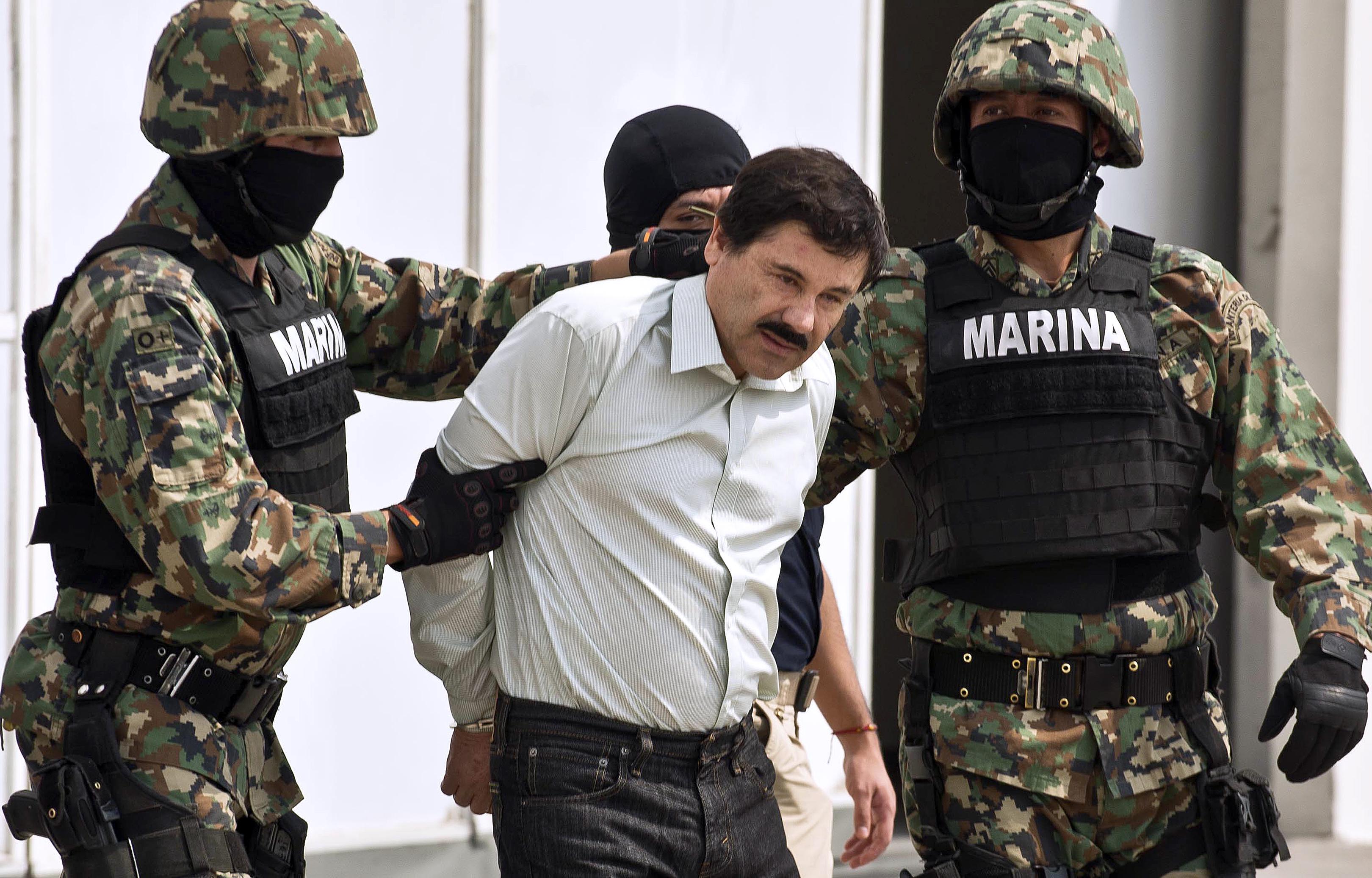 Életfogytiglani börtönre ítélték El Chapót, Mexikó legnagyobb drogbáróját