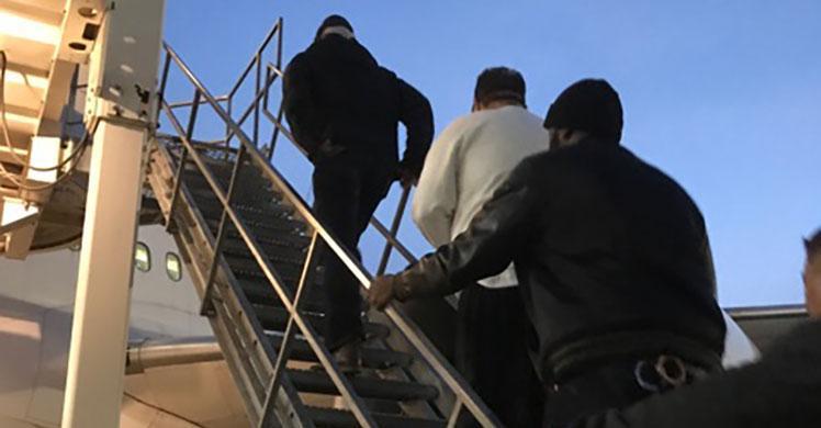 """""""Veszélyes bűnözőt"""" adott át a magyar hatóságoknak az Egyesült Államok bevándorlási hivatala"""